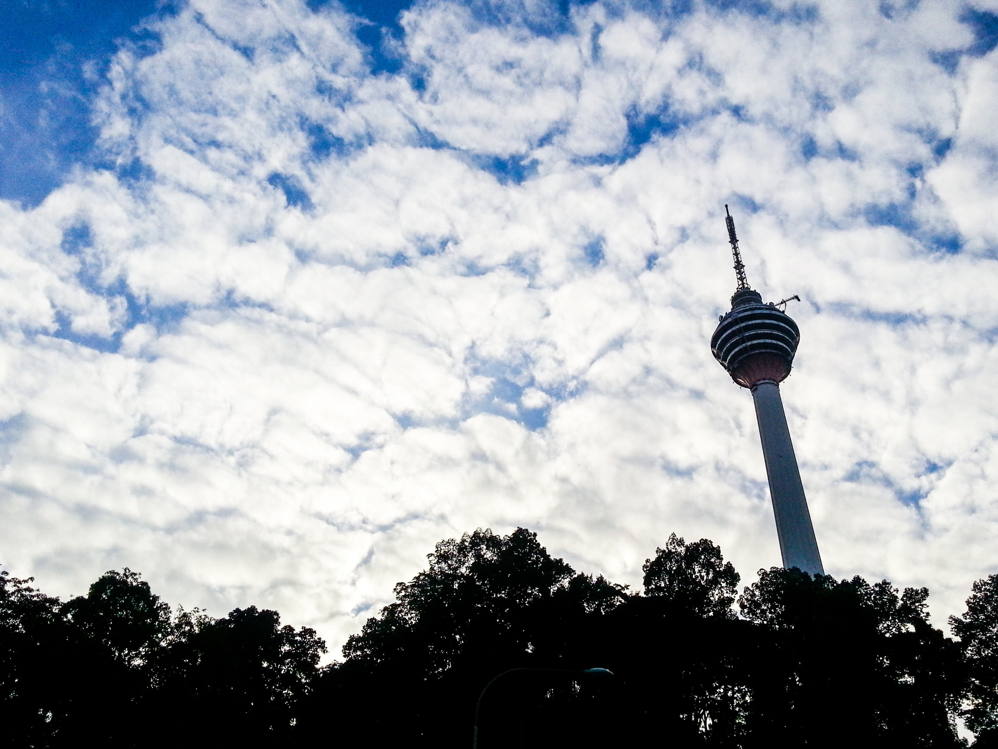 KL Tower_吉隆坡塔 by Lusee.K