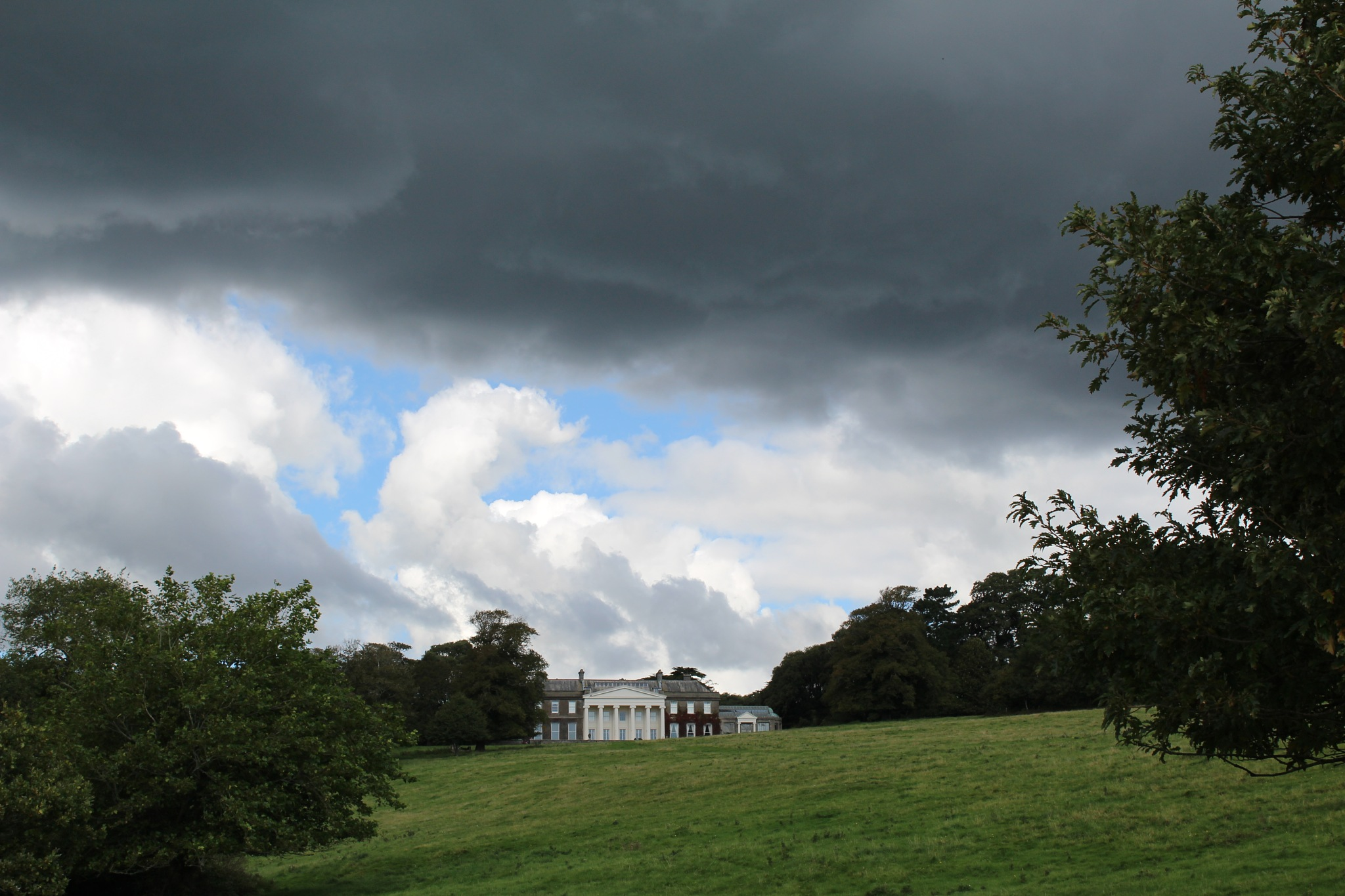 Living Under A Cloud by drgeorgebaileybailey8