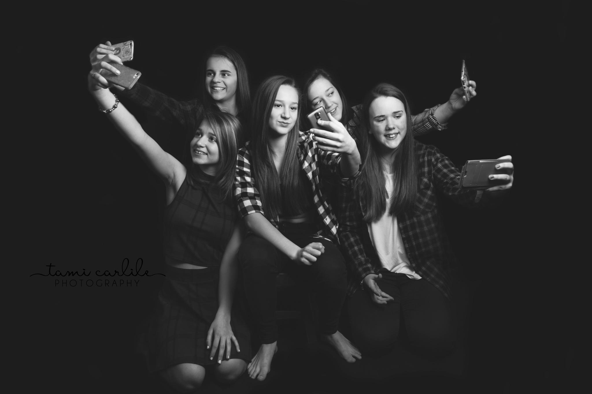 birthday selfies by tamara.james.75