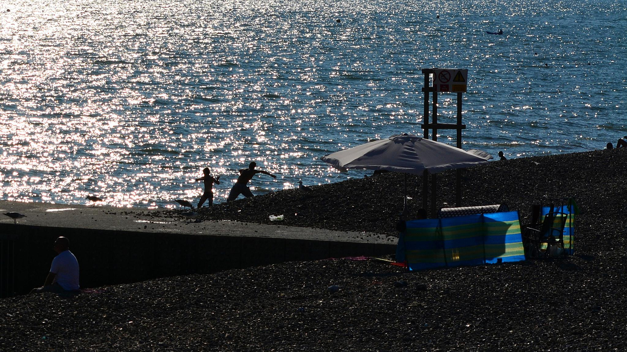Brighton Beach Schene! by tim.wells.79