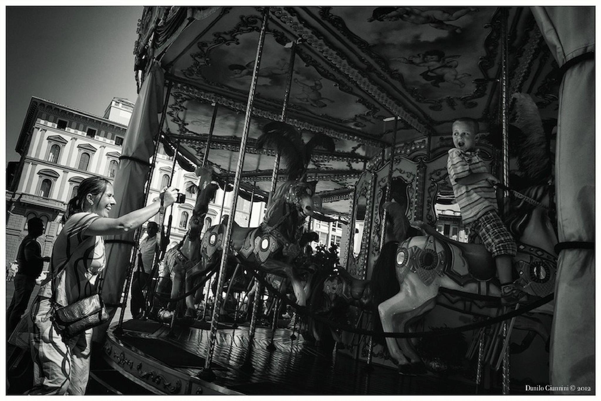 carousell by Danilo Giannini