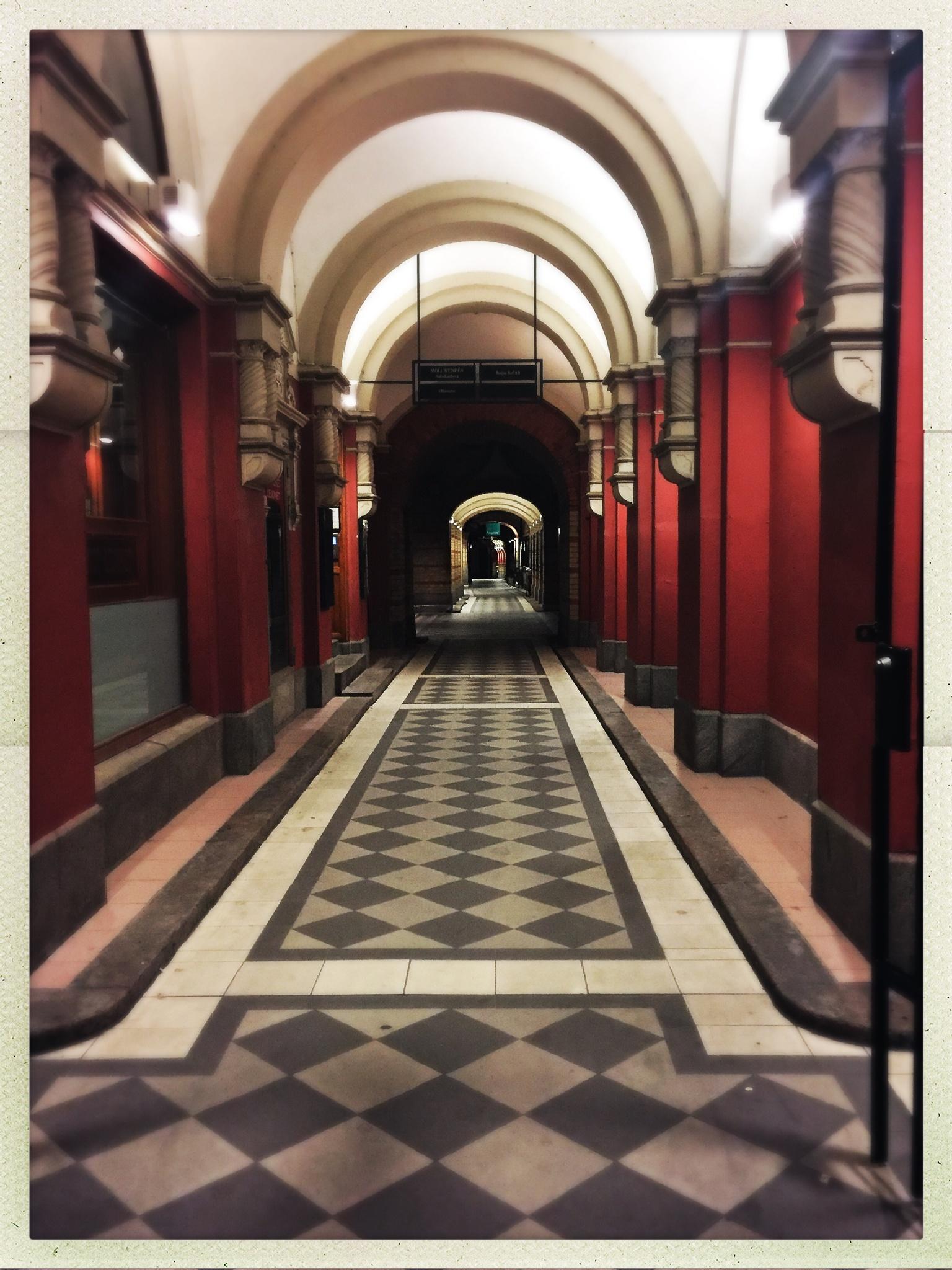 Corridor  by Danilo Giannini