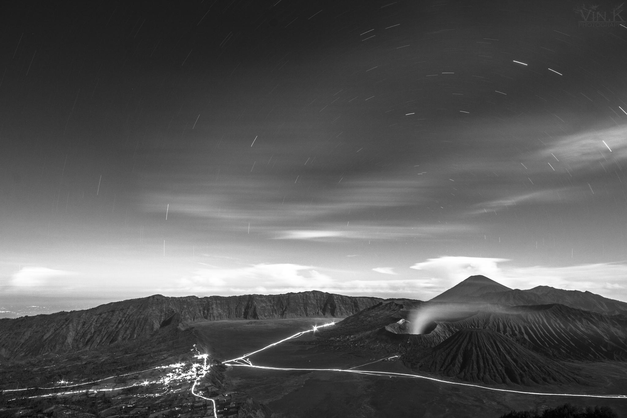 Bromo and its Beauty. by Vin.K