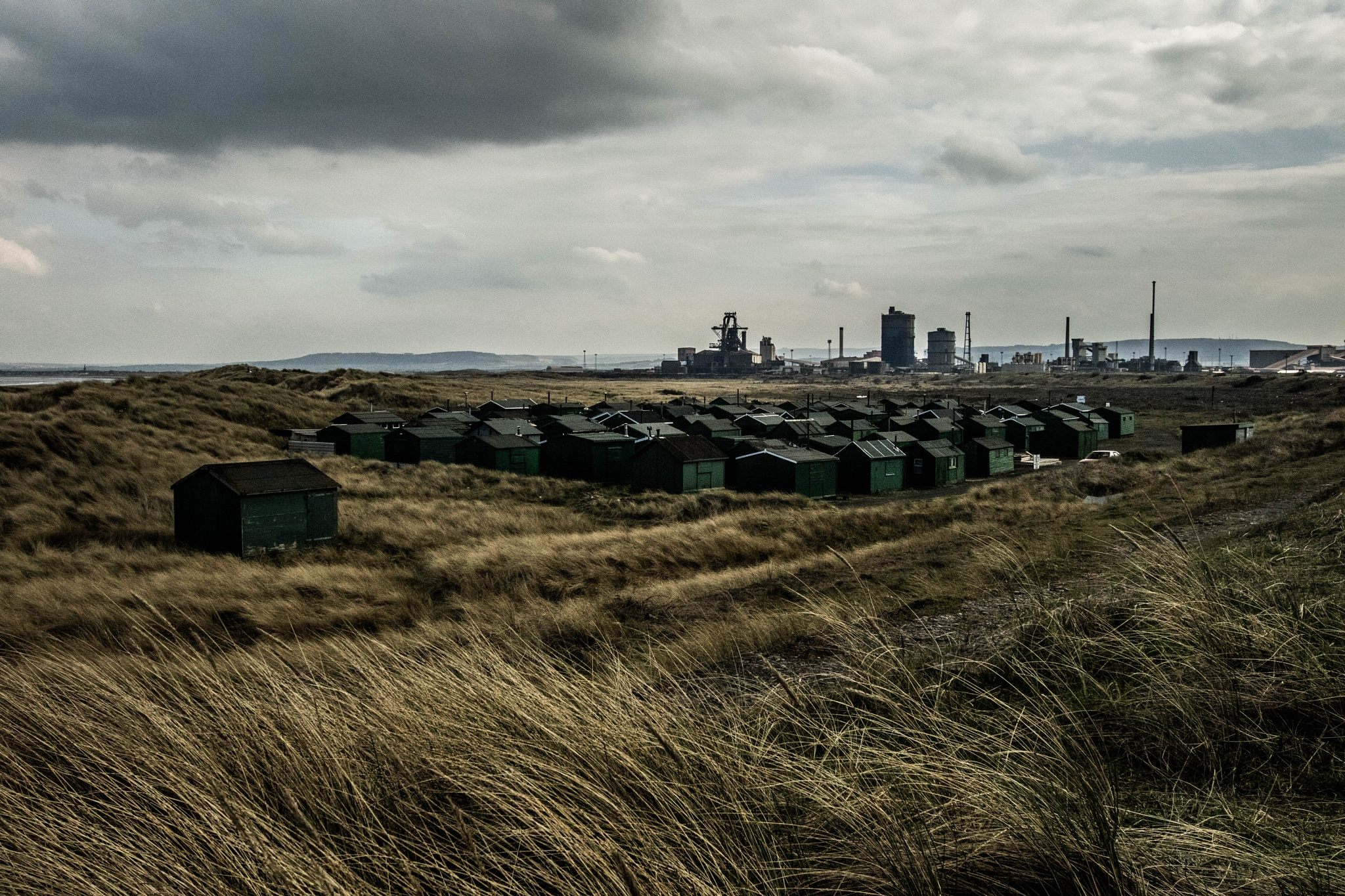 South Gare, Middlesbrough by Xanthe Towler