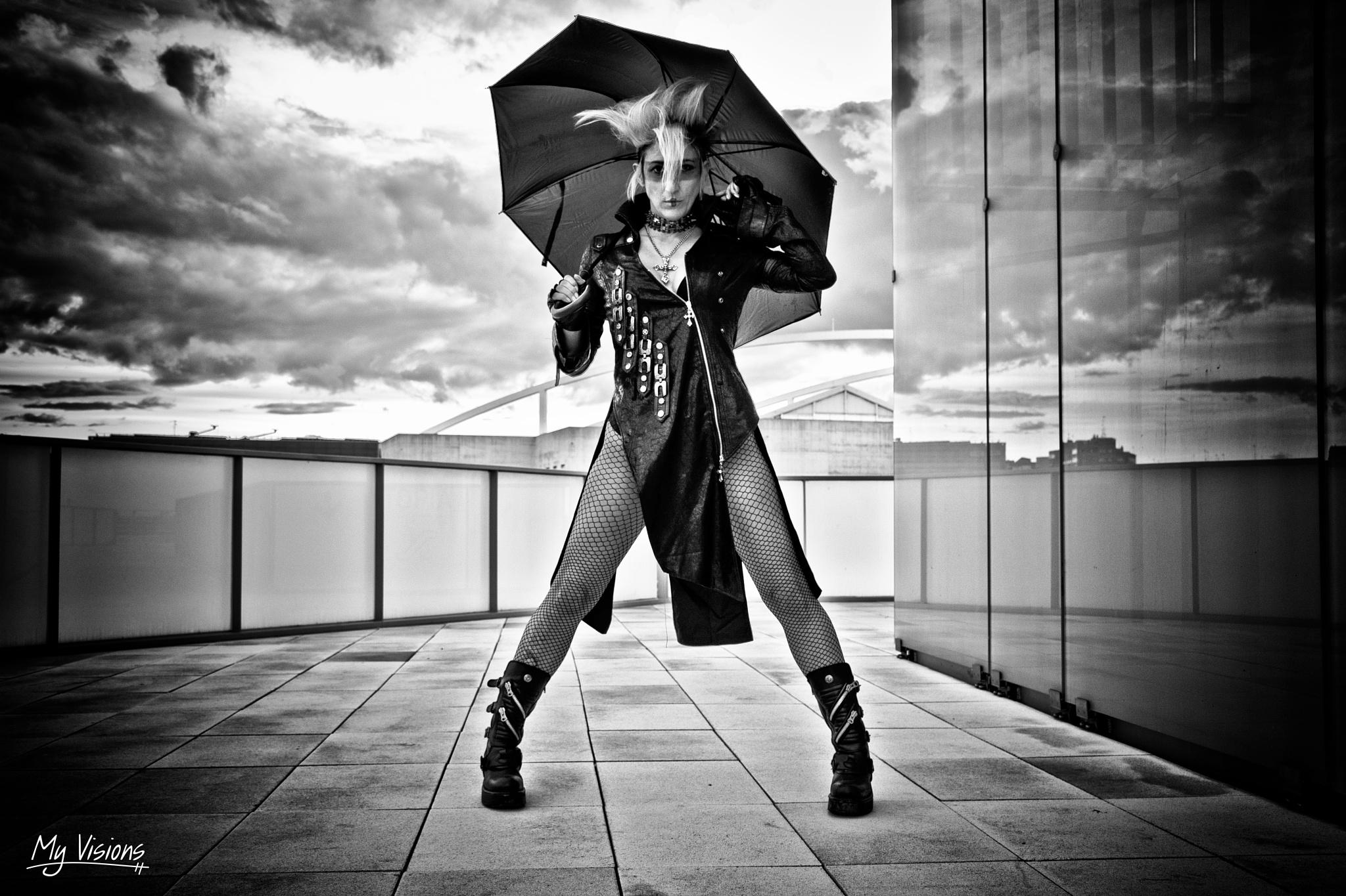 Esperando la lluvia by Marife Castejon (MyVisions)