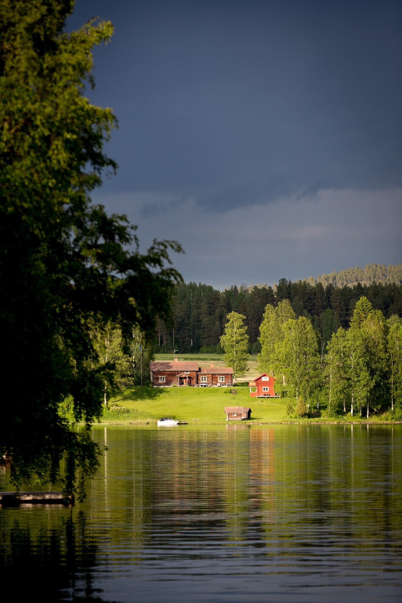 Dala river by bykov68