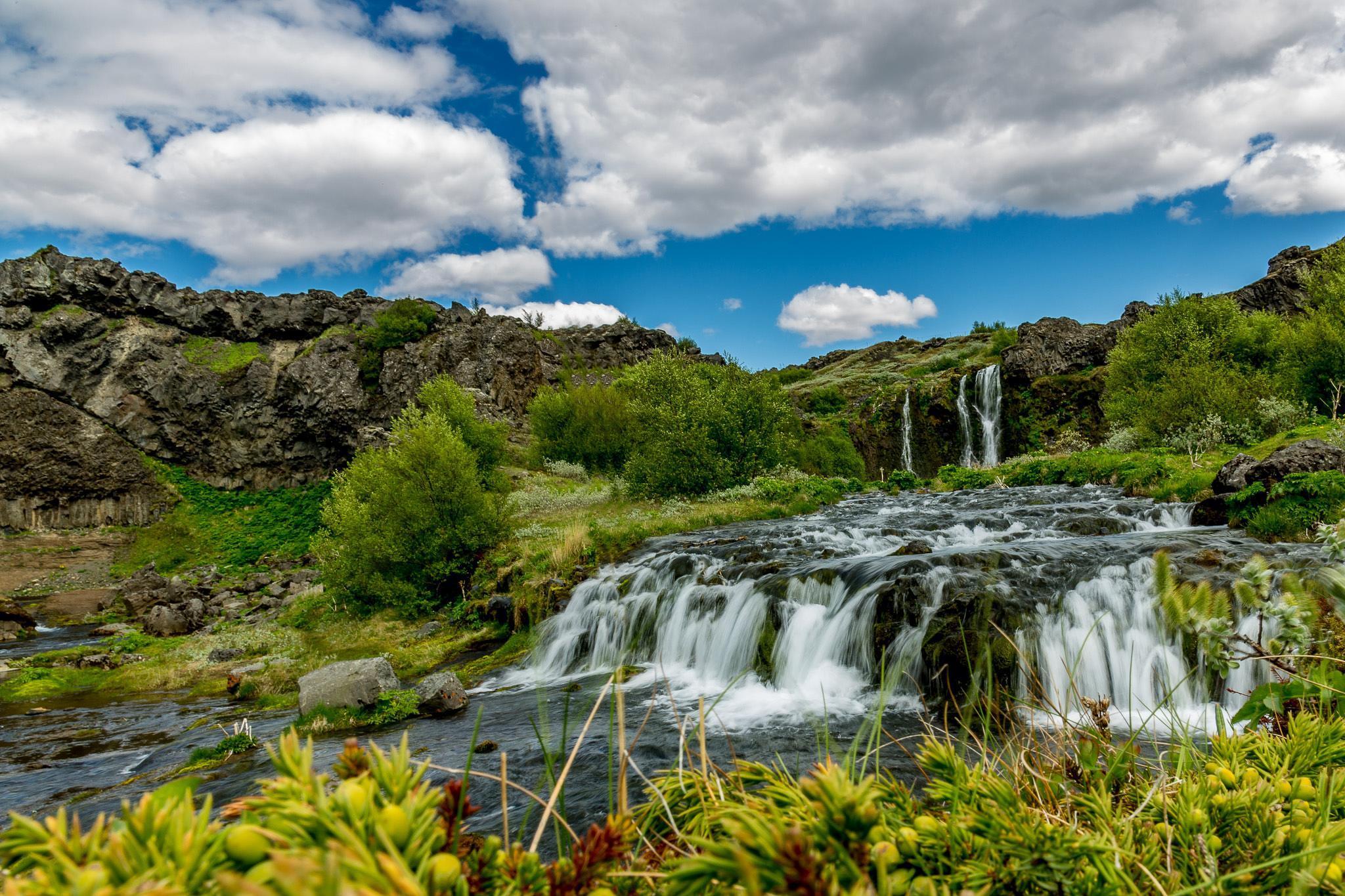 Waterfall by bykov68