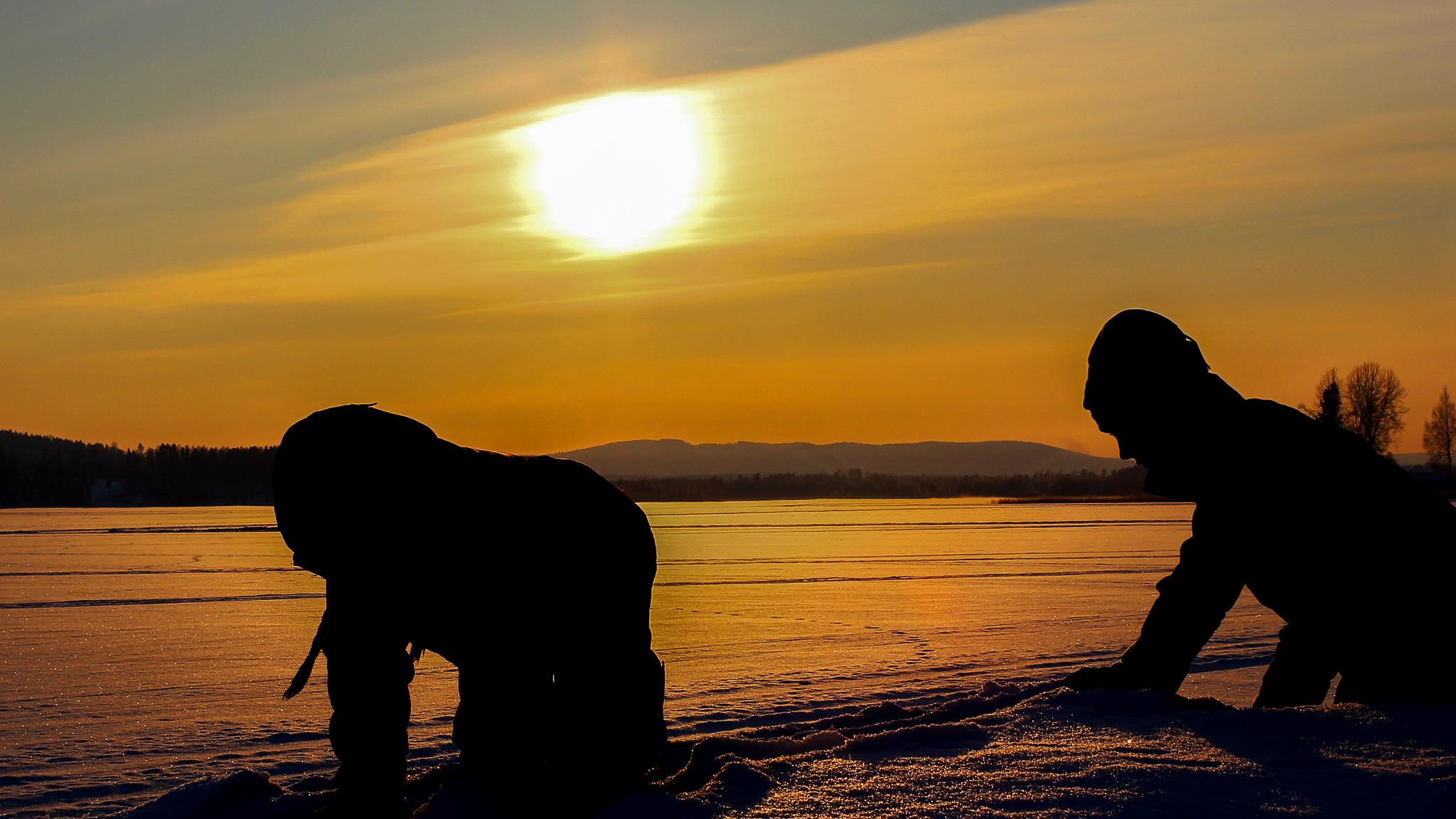 Winter by bykov68