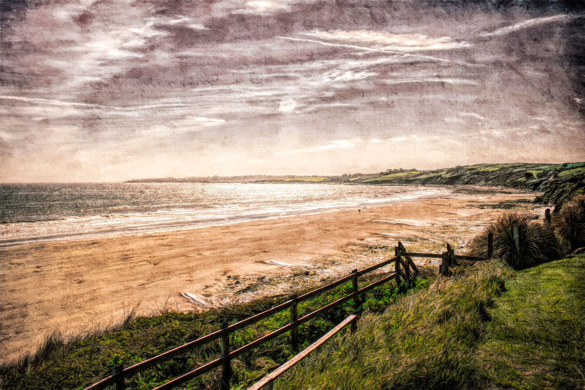 Carne Beach 2 by stephen.harding.735