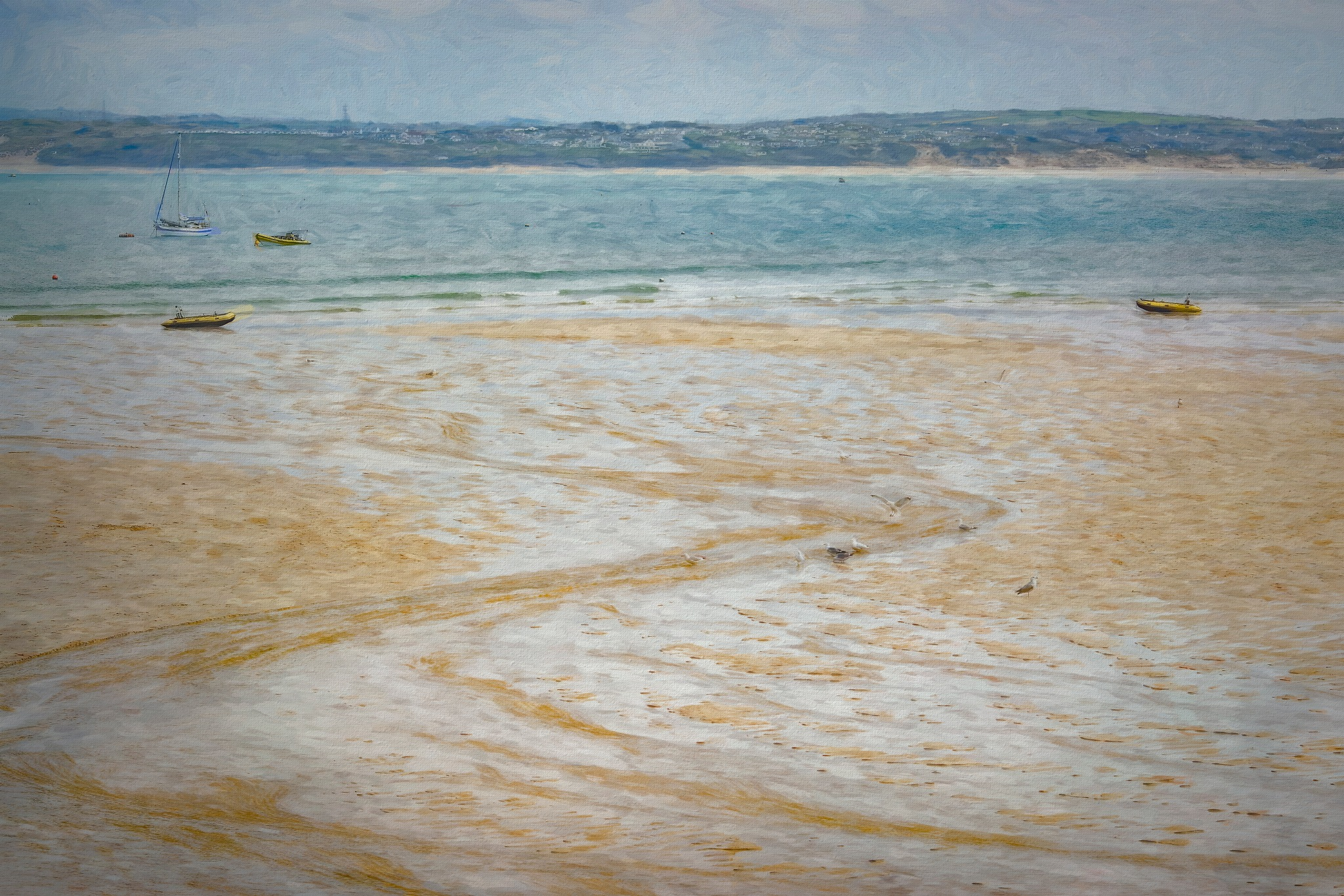 St. Ives Beach by stephen.harding.735