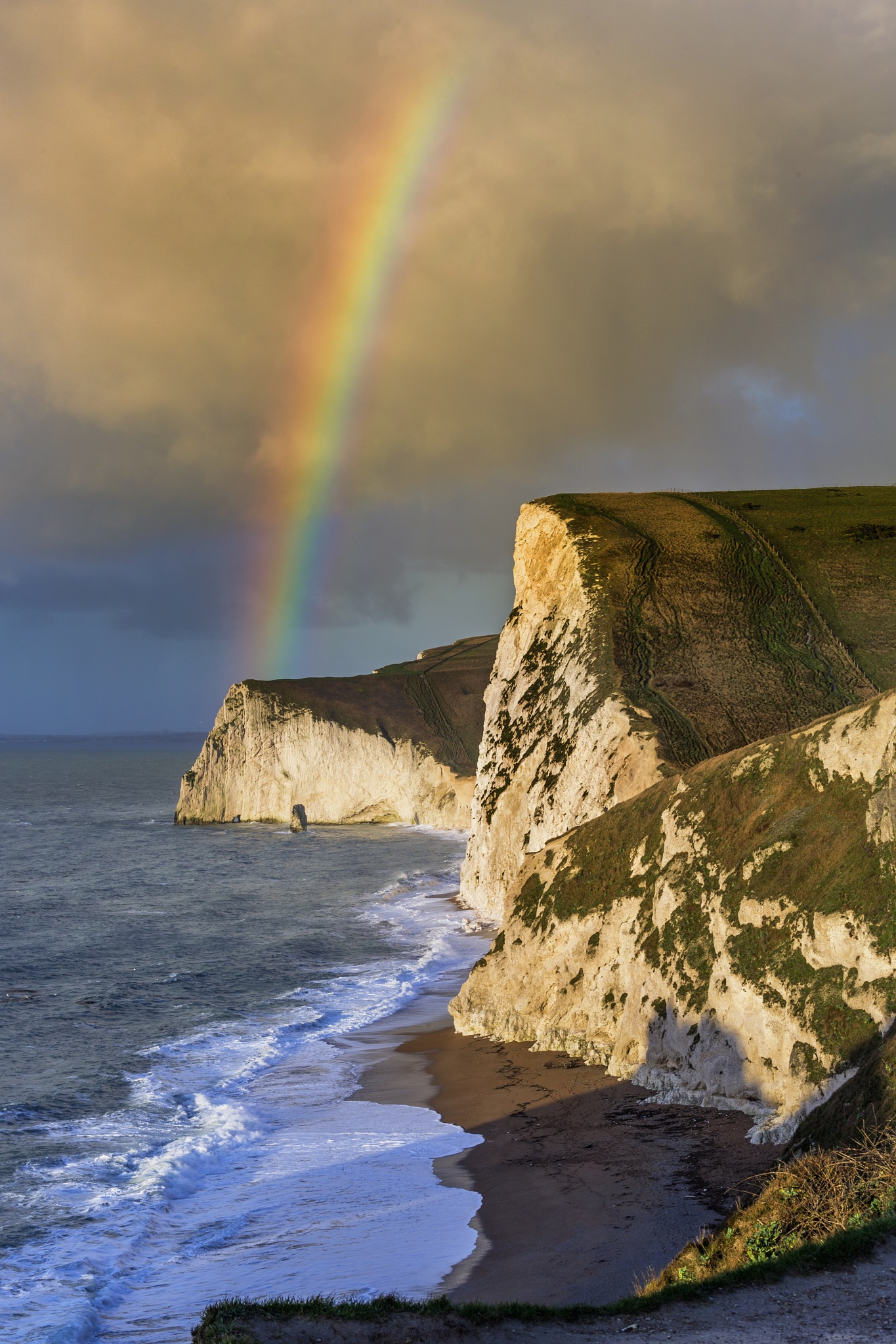Colours at the Coast by Daniel Wretham Photography