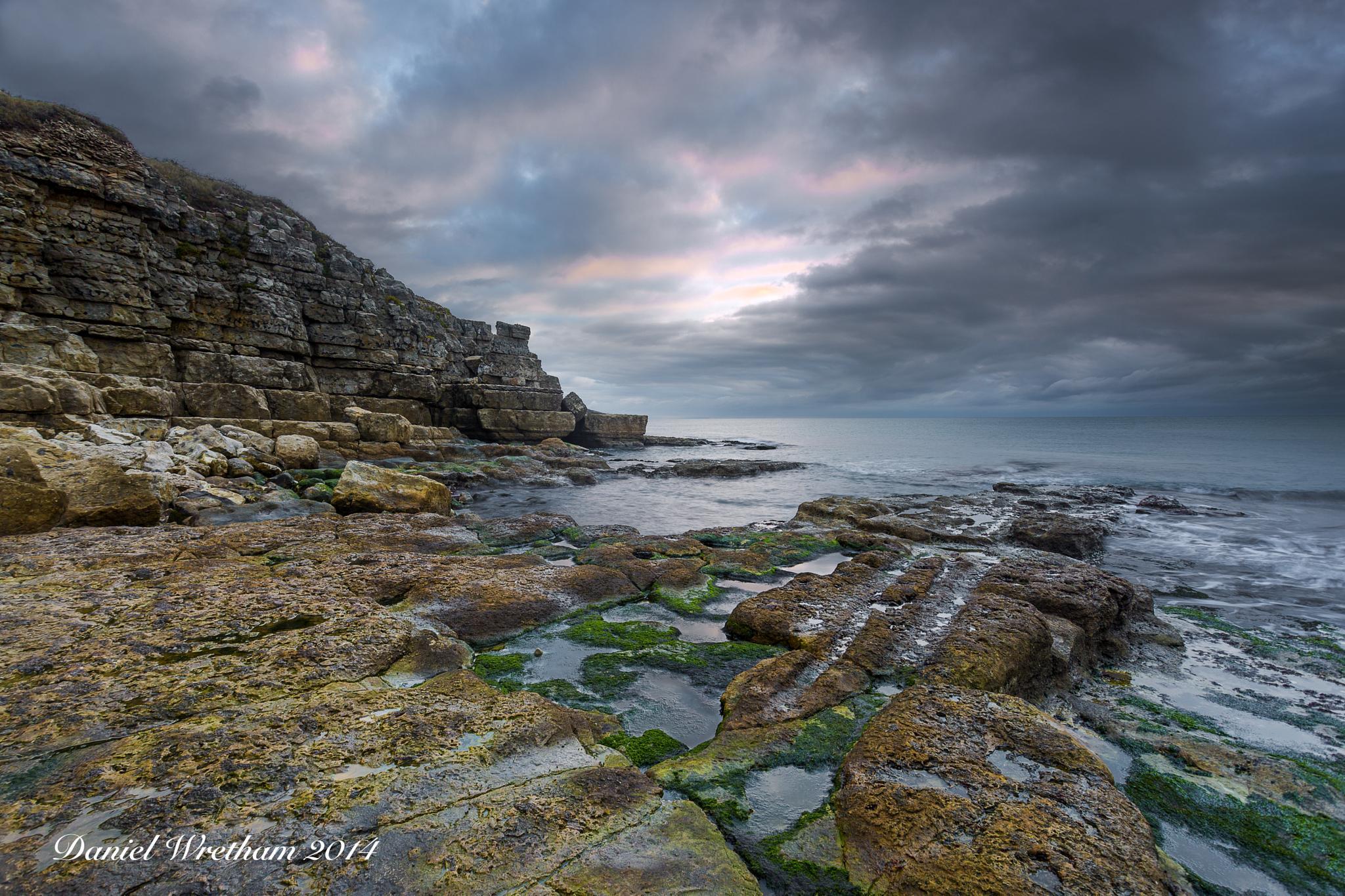 Slippery When Wet by Daniel Wretham Photography