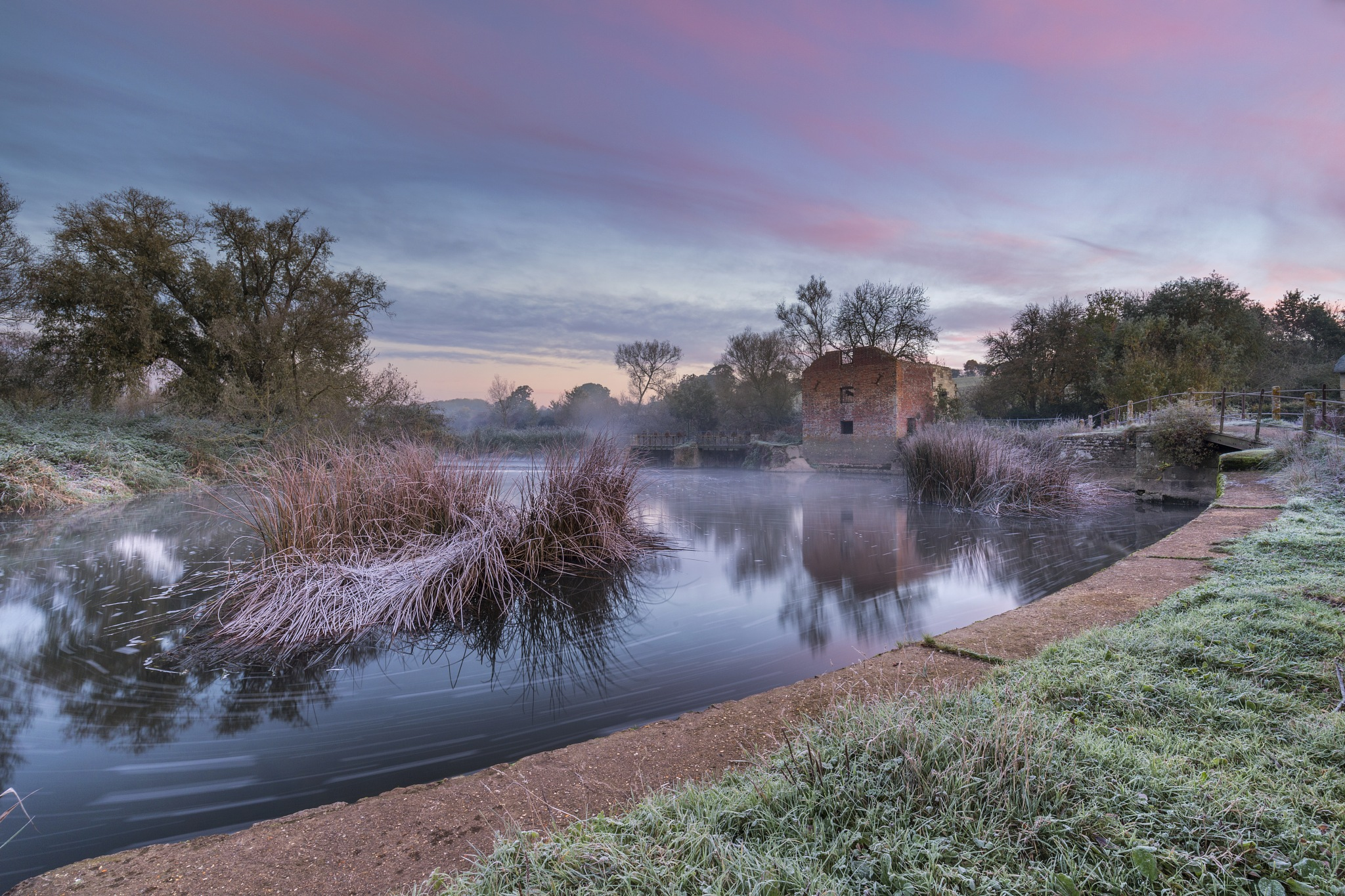 November Reflections by Daniel Wretham Photography
