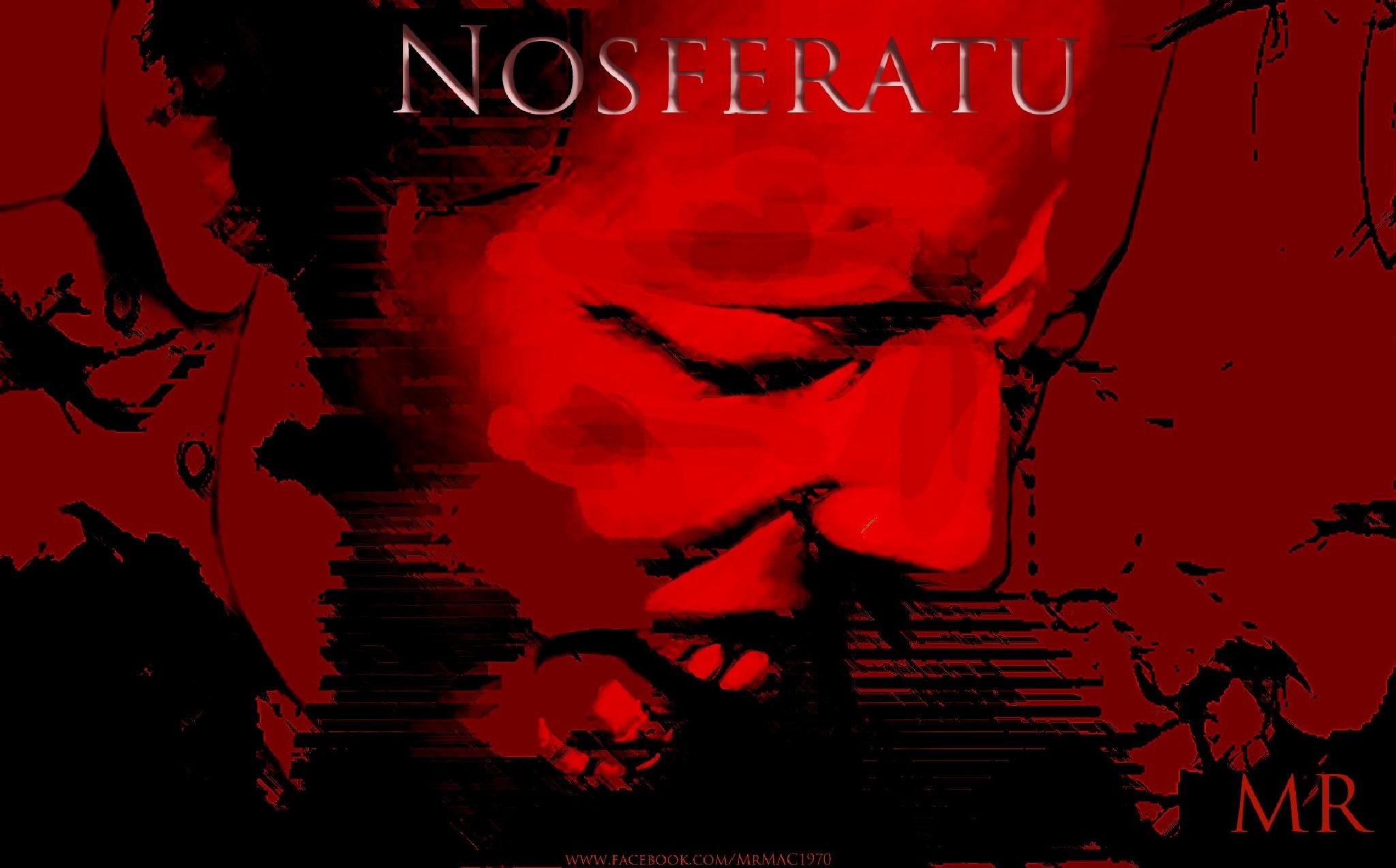 Nosferatu by Mikael Rennerhorn
