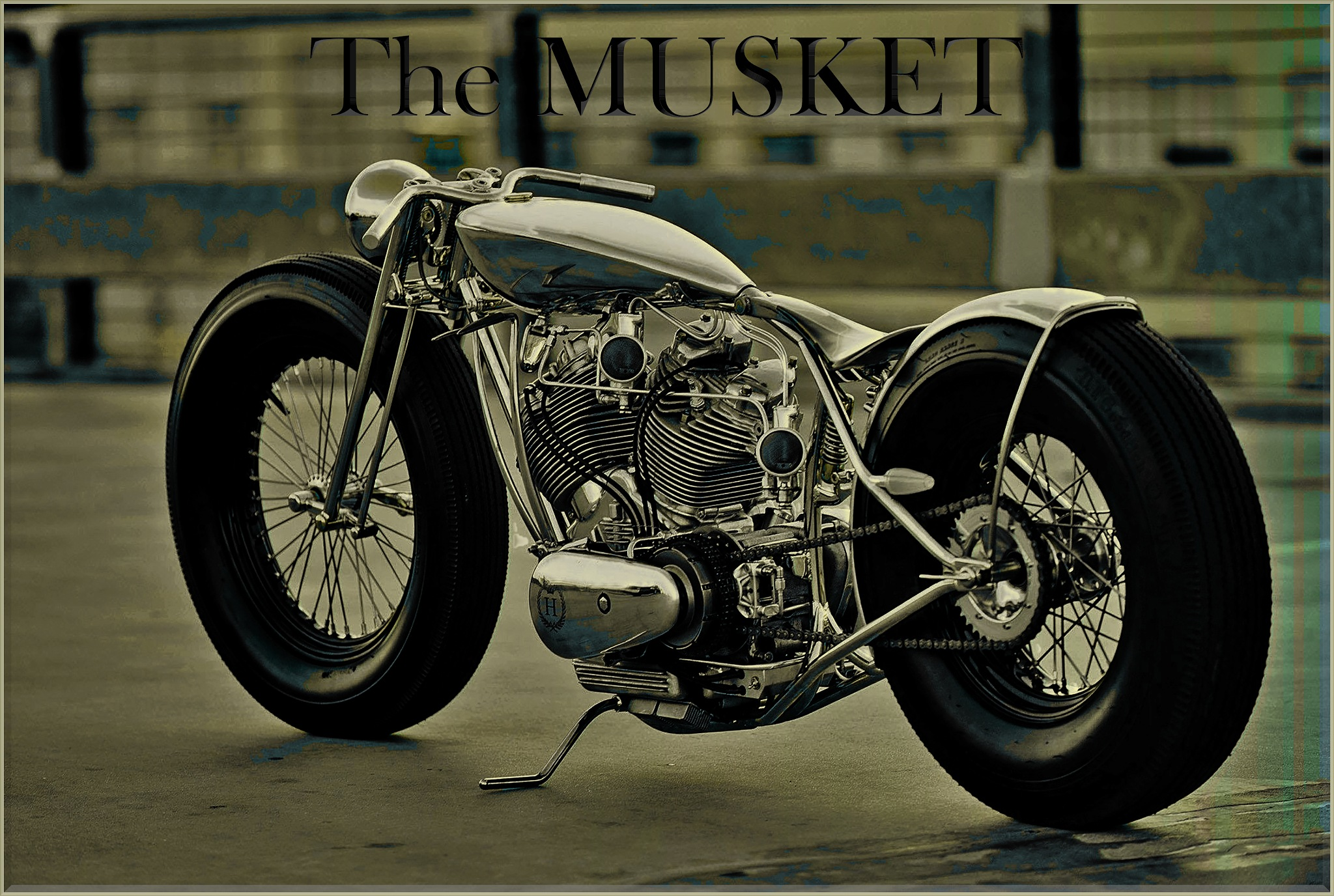 The MUSKET by Mikael Rennerhorn