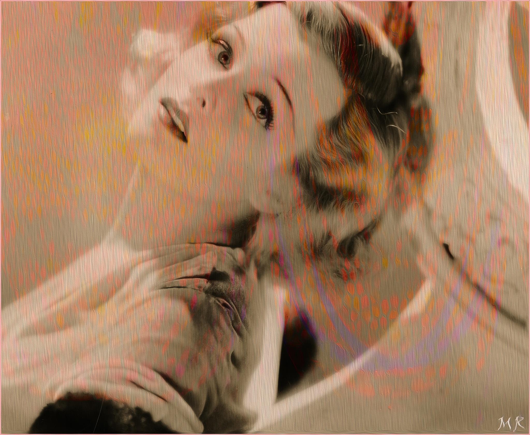Joan Bennet 1936 by Mikael Rennerhorn