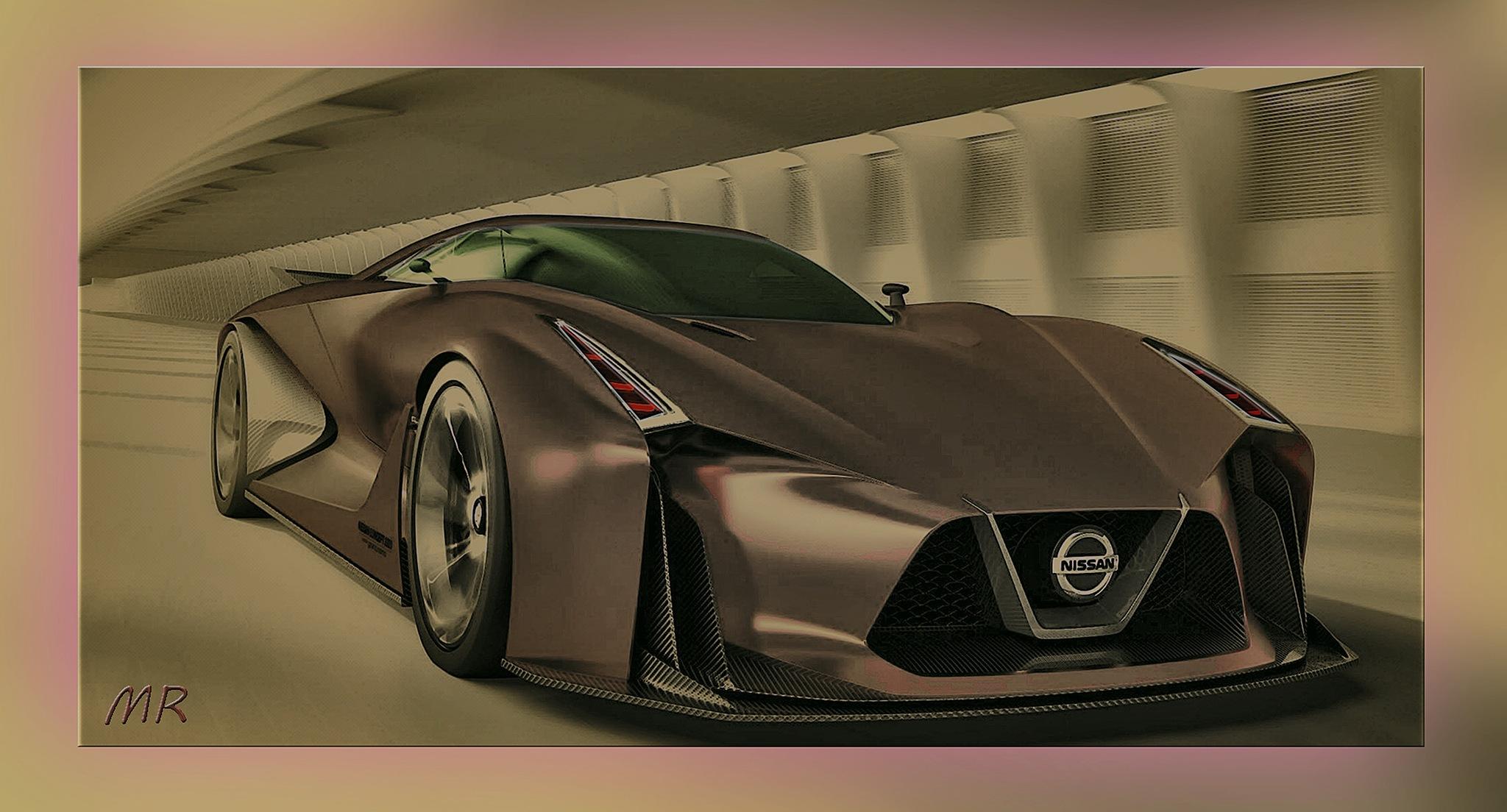 Nissan by Mikael Rennerhorn
