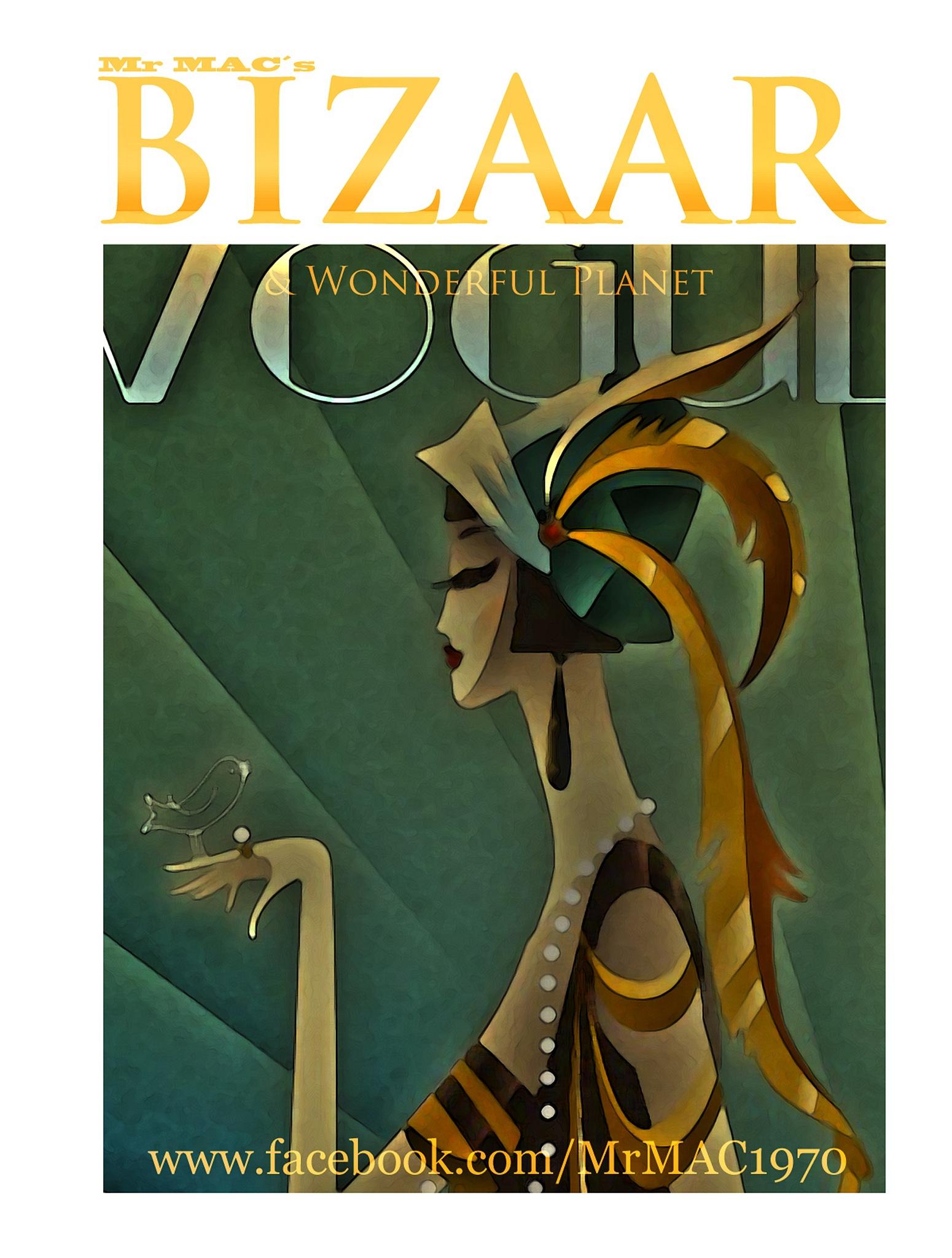 Mr MAC´s BIZAAR by Mikael Rennerhorn