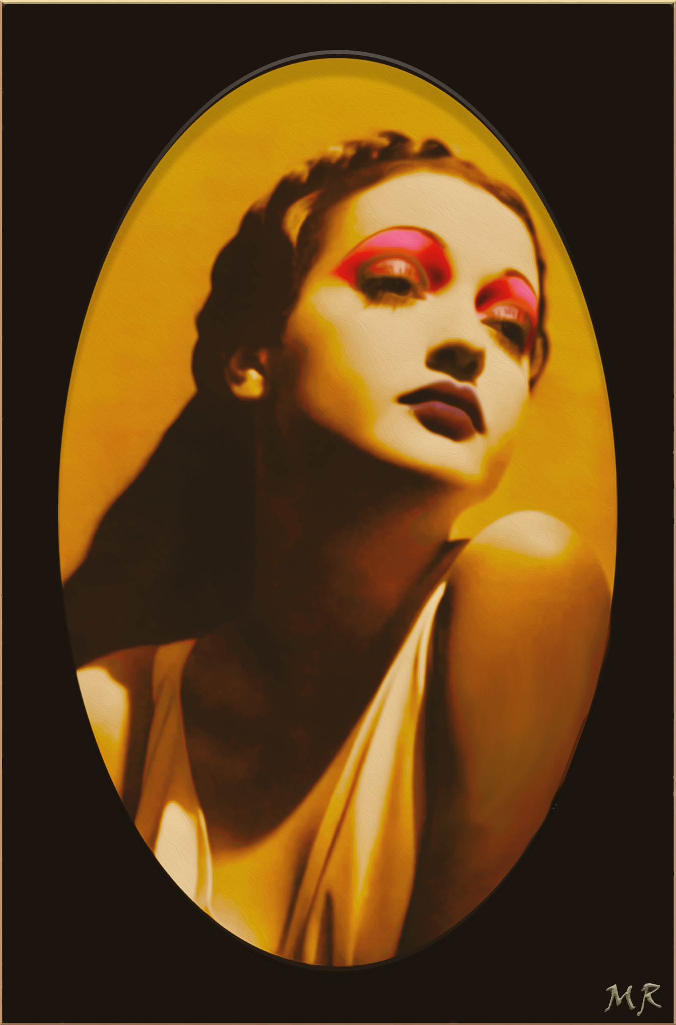Dorothy Lamour 1930´s by Mikael Rennerhorn