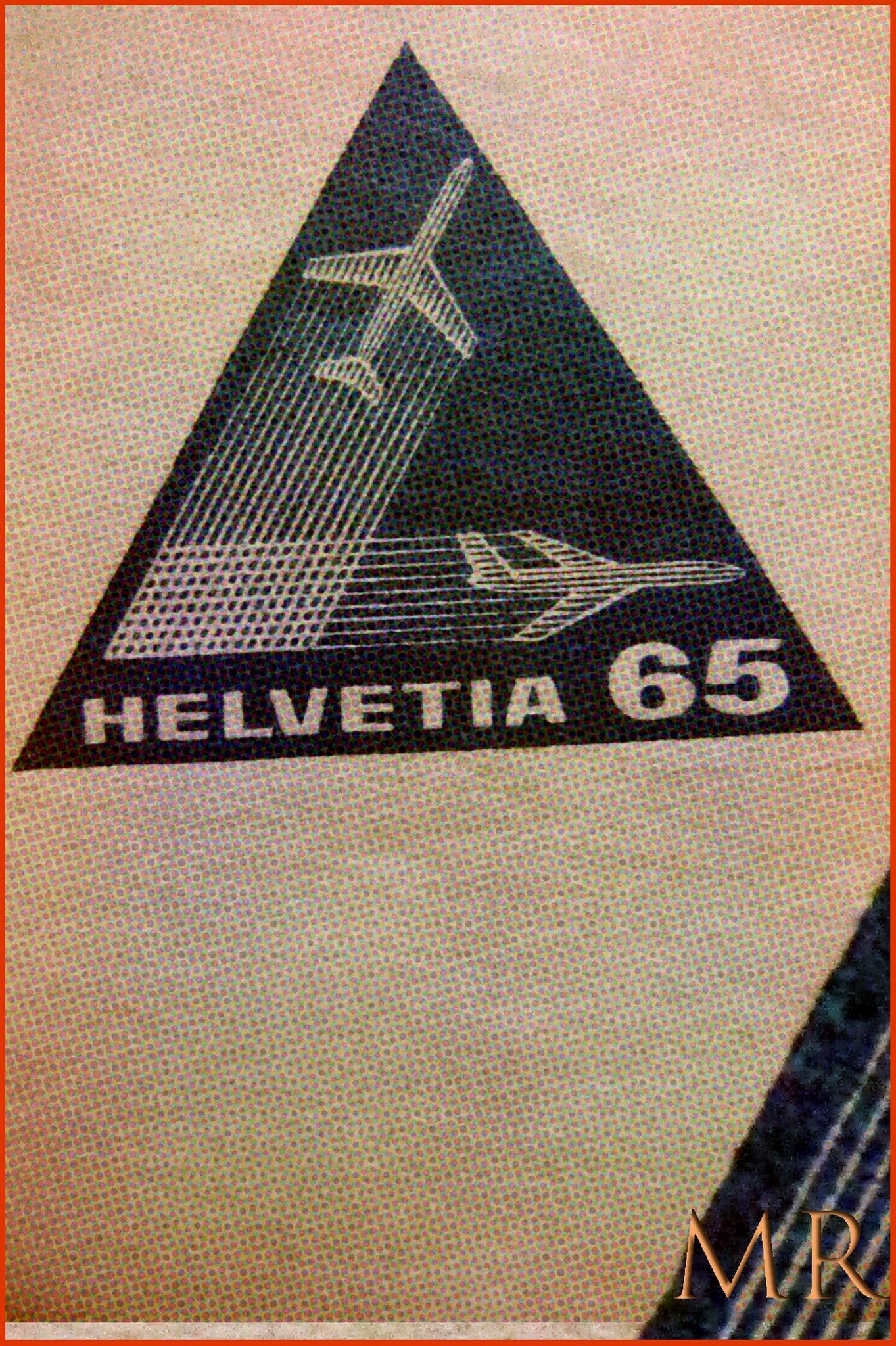 Helvetia 65 by Mikael Rennerhorn