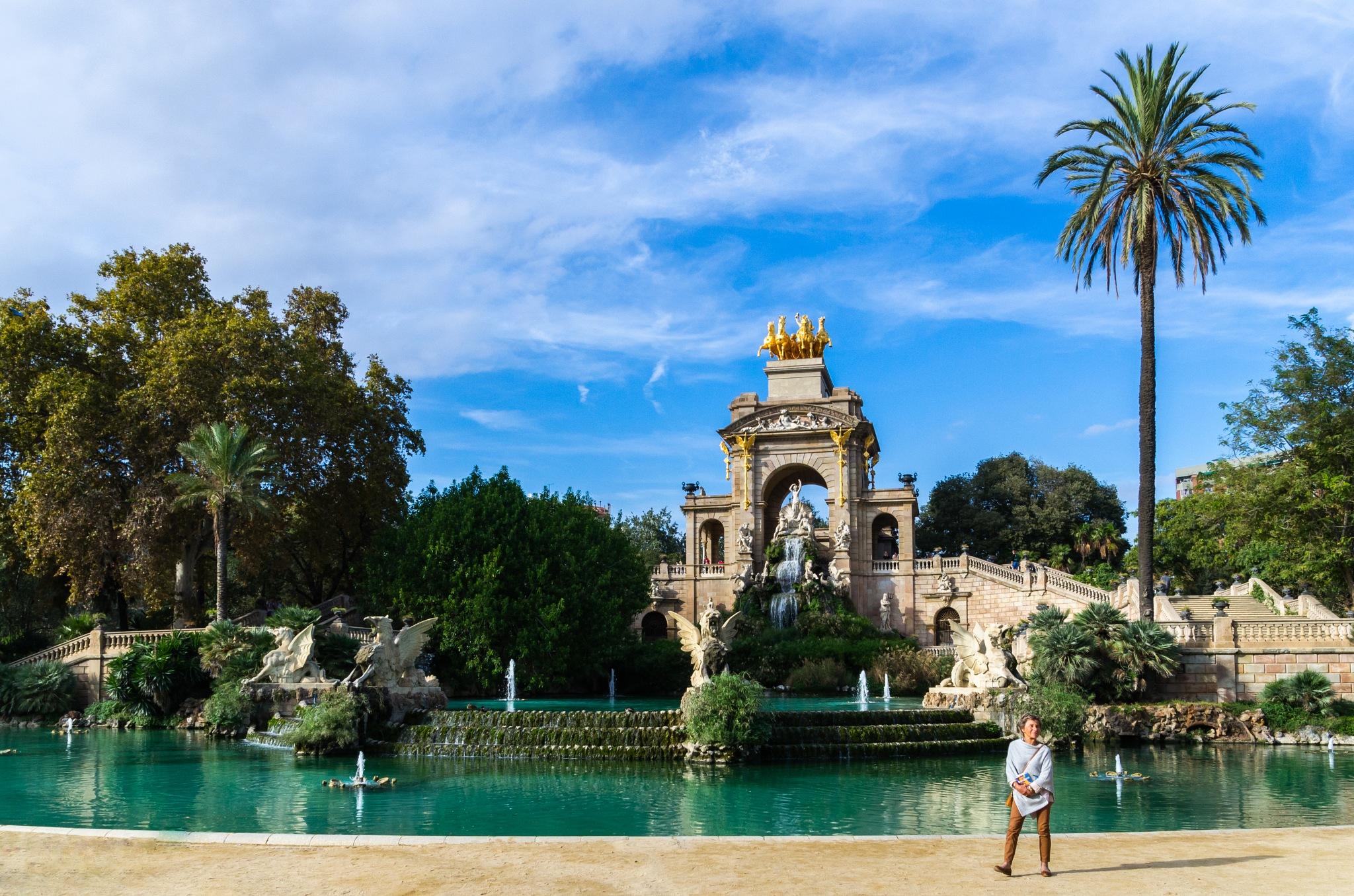 Cascada Monumental - Barcelona by raymond.vanharen