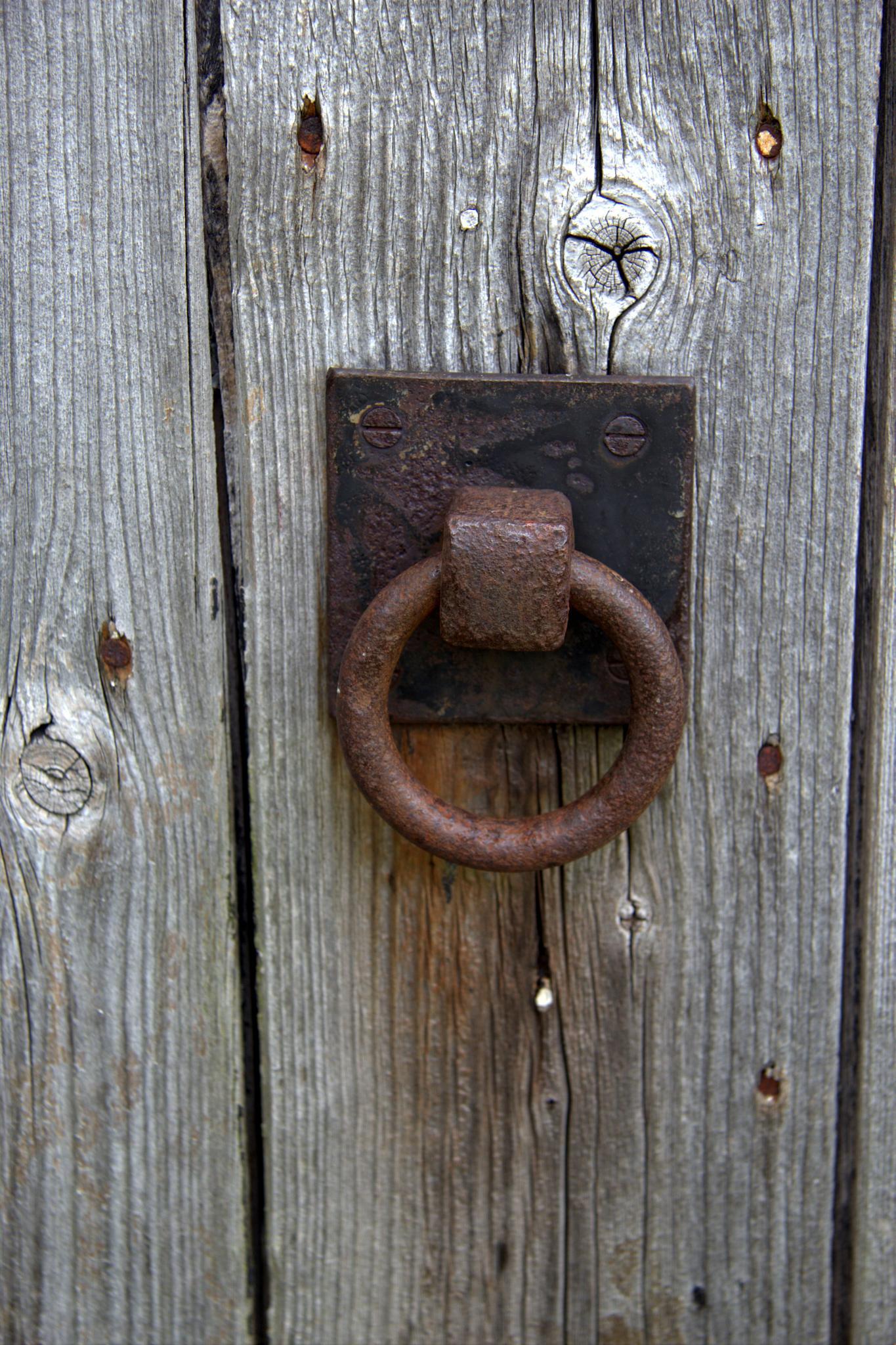 door knob by lison Townley