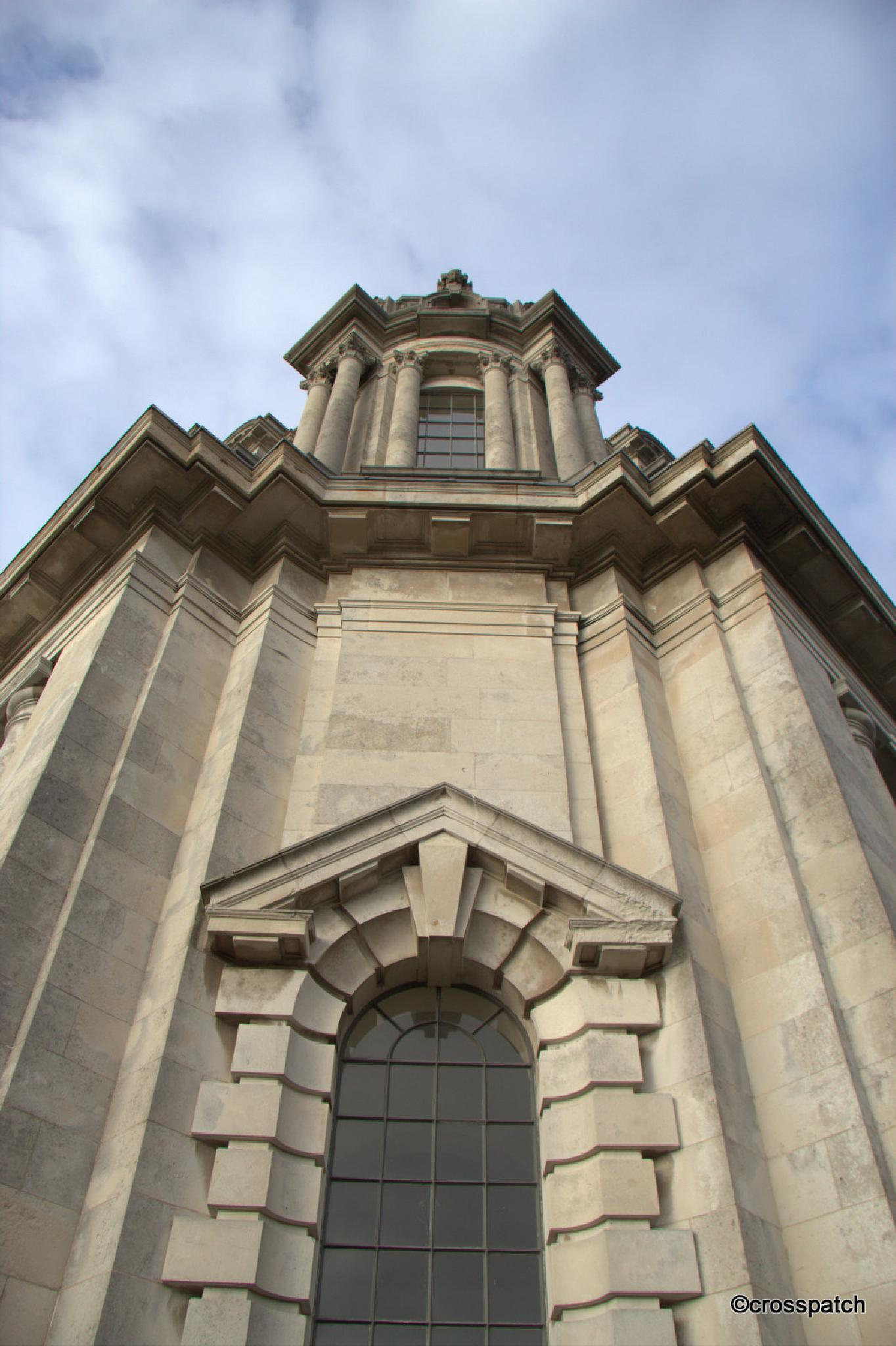 classical architecture  by lison Townley