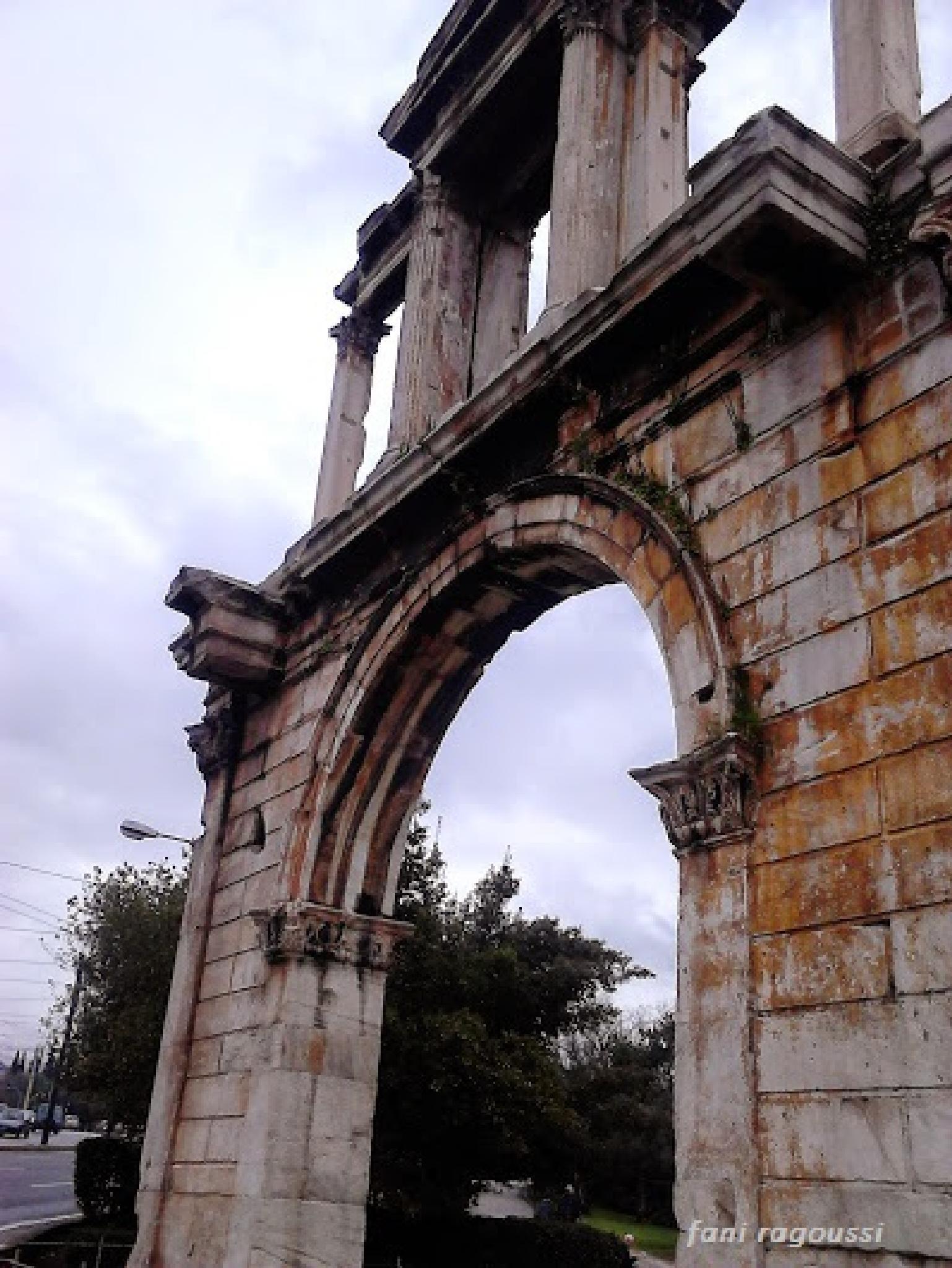 Photo in Random #ancient #arc #gate #athens
