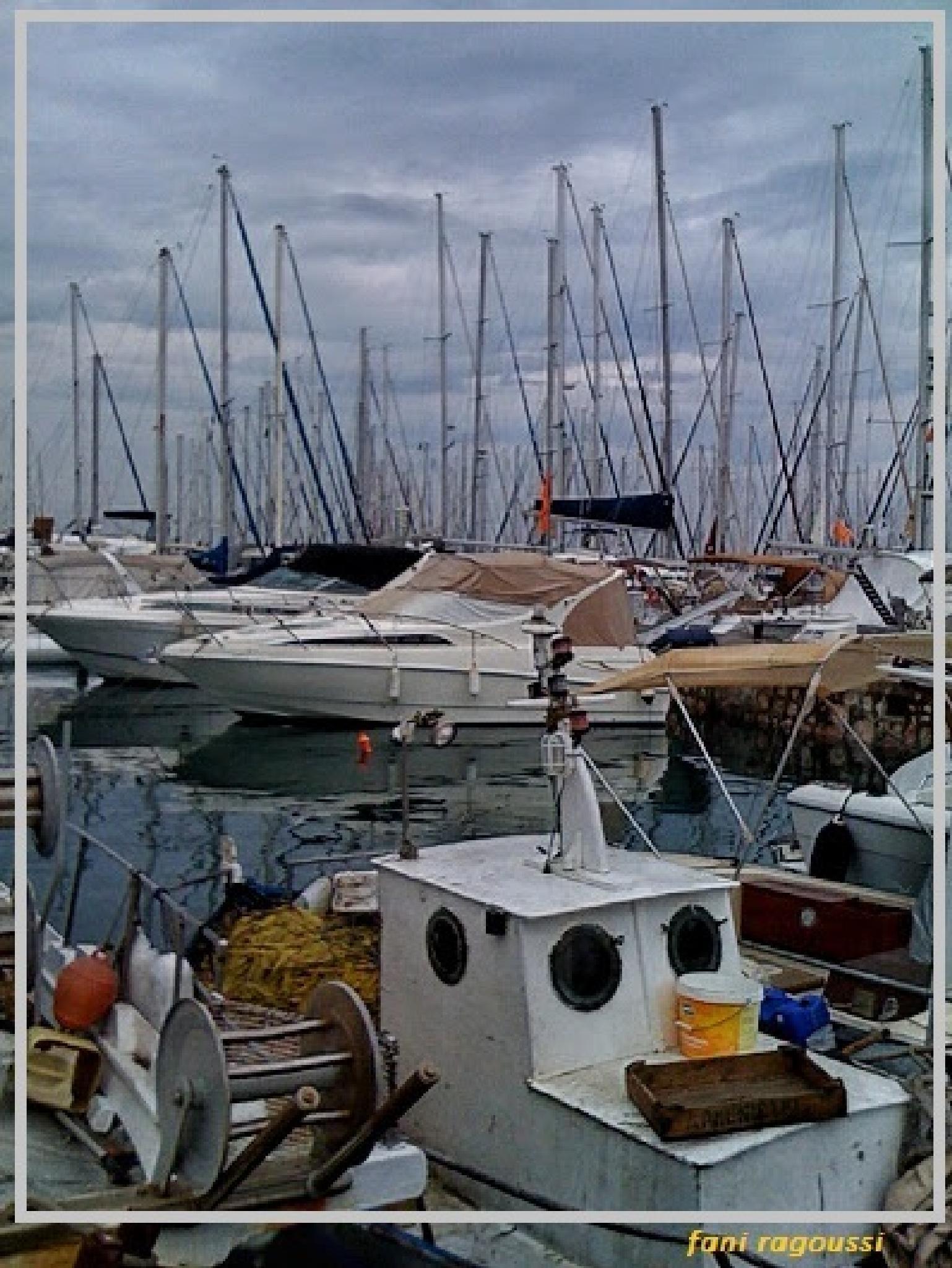 port by fani ragoussi