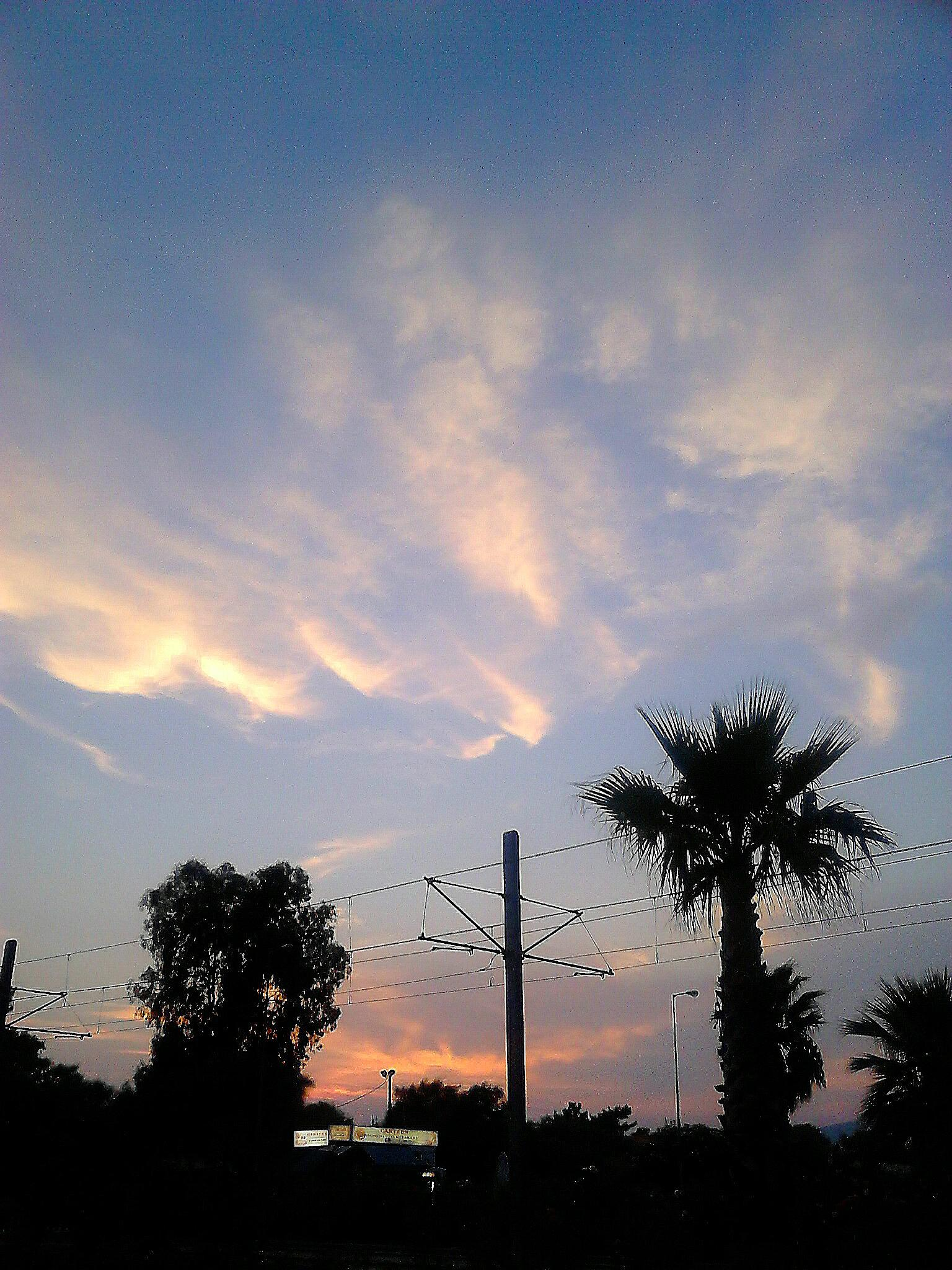 sunset 2 by fani ragoussi