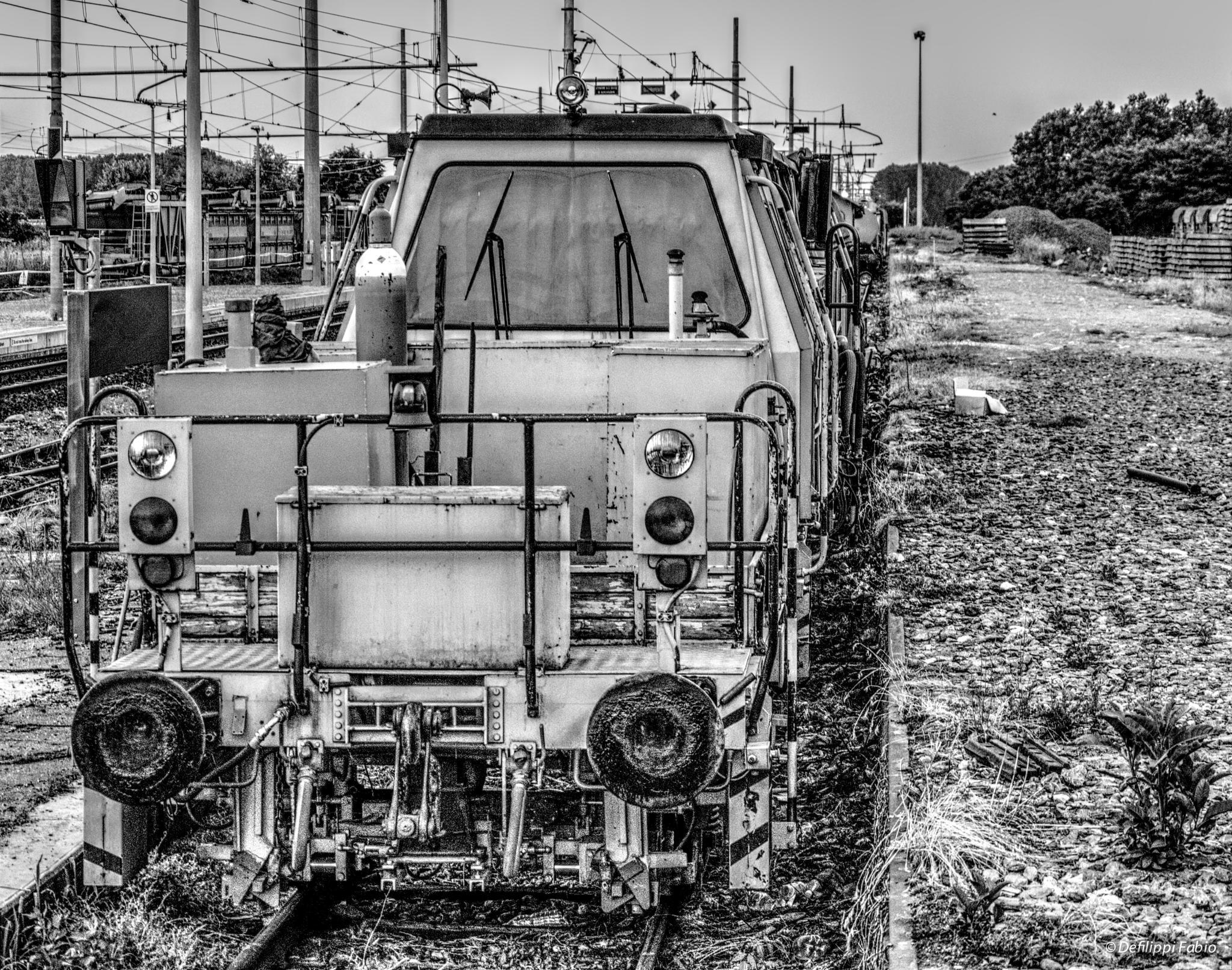 the locomotive by defilippifabio