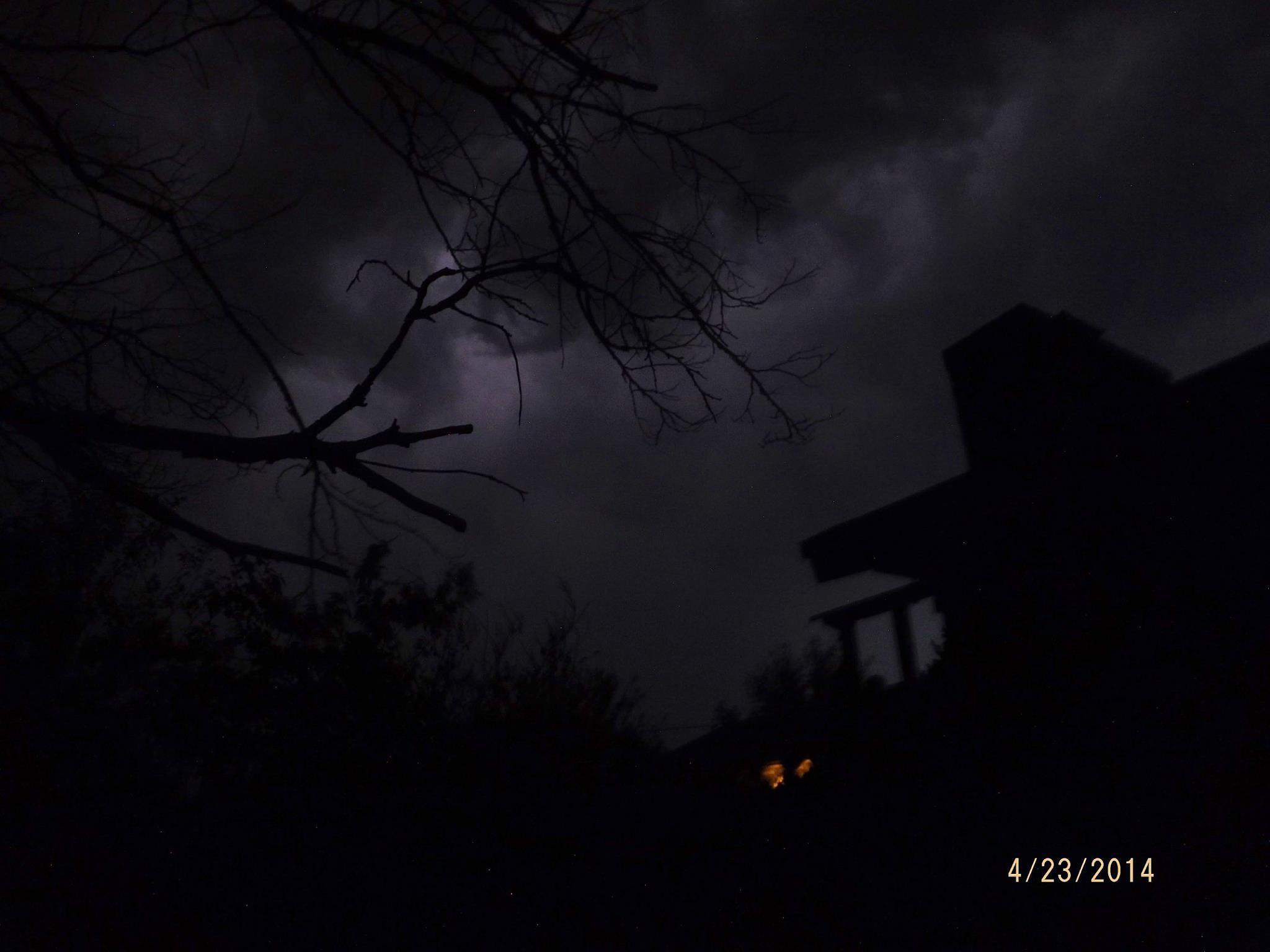 Spooky Night by Godloveslynn