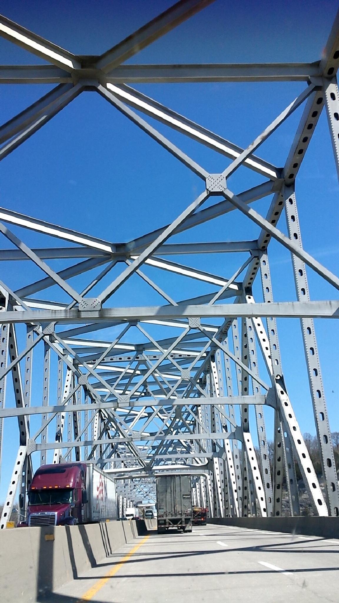 The Bridge by Mrokusek
