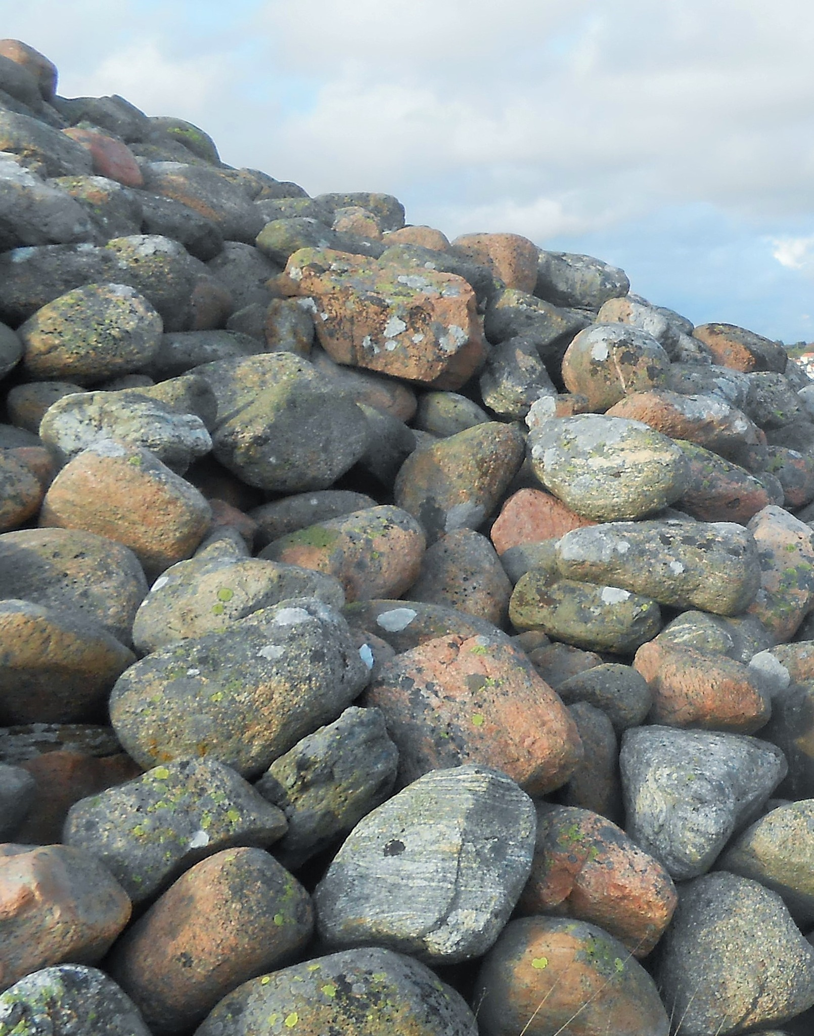 Just stones by Marina Hedberg