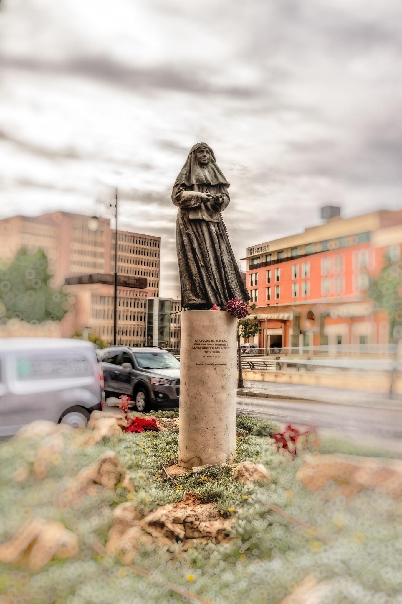 Spanish Nun by dbatten12