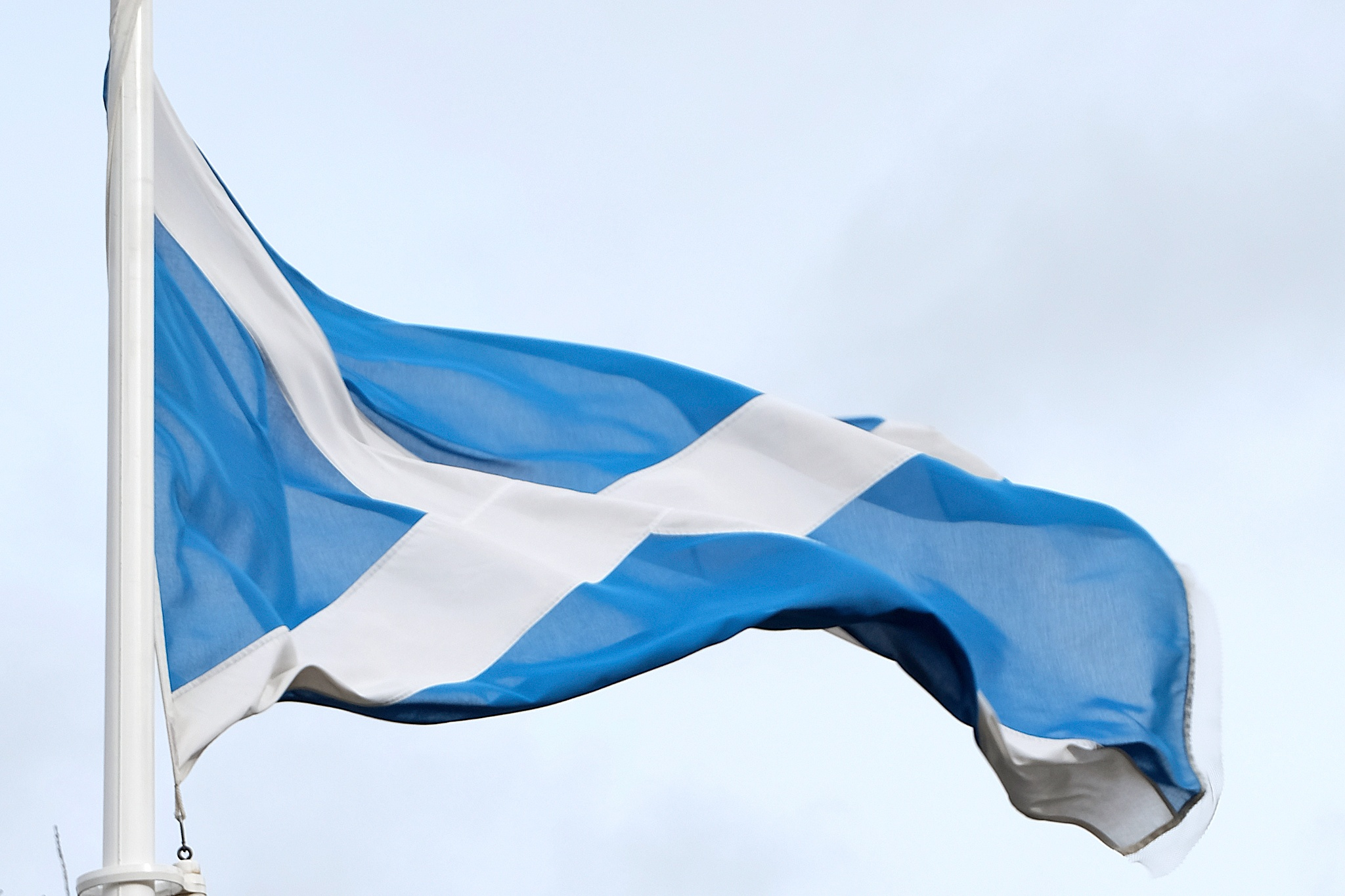 The Saltire by patyuile
