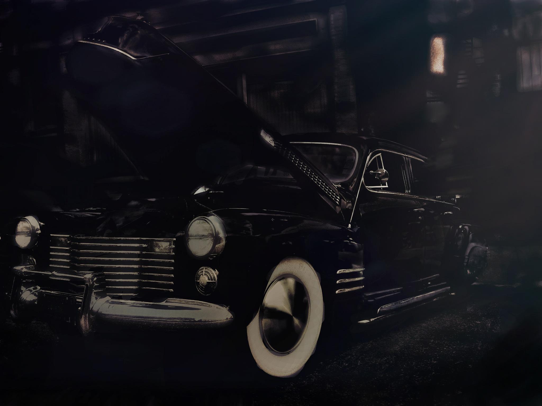Midnight Run by Wayne