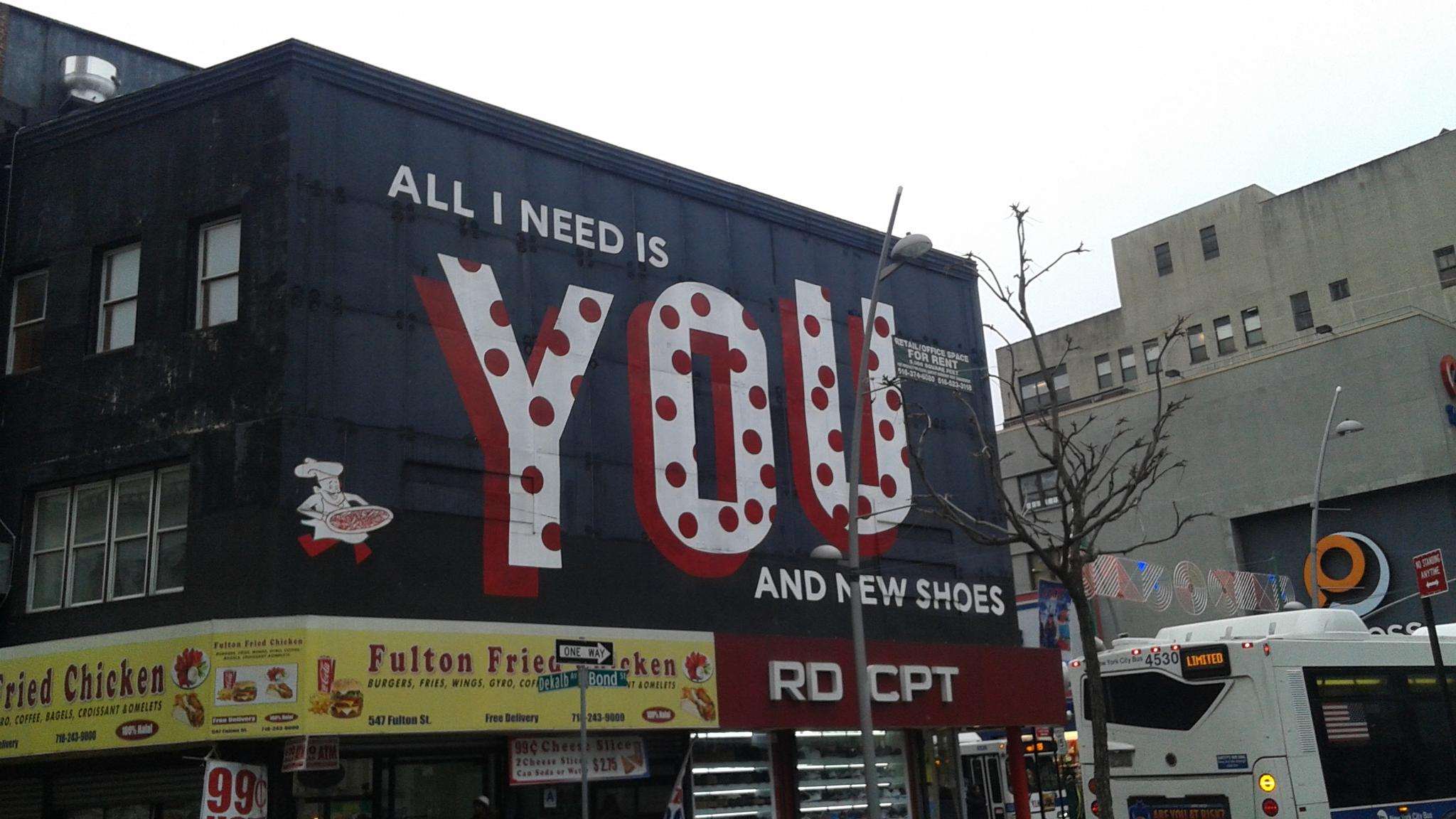 All I need is you.. and shoes!! by Diana Marenfeld