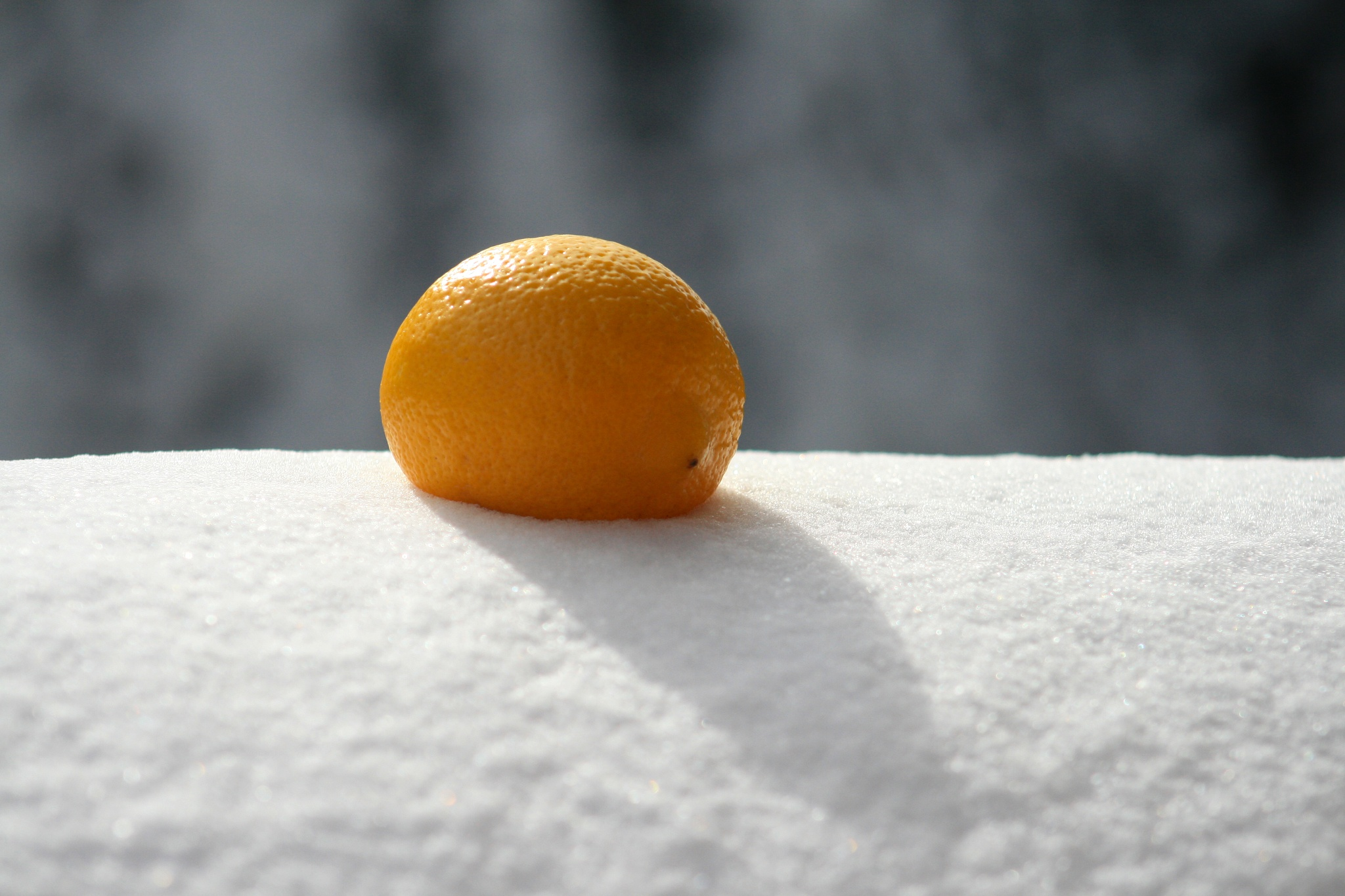 Sun Snow Lemon by ʎpɐן uɐıpɐuɐɔ