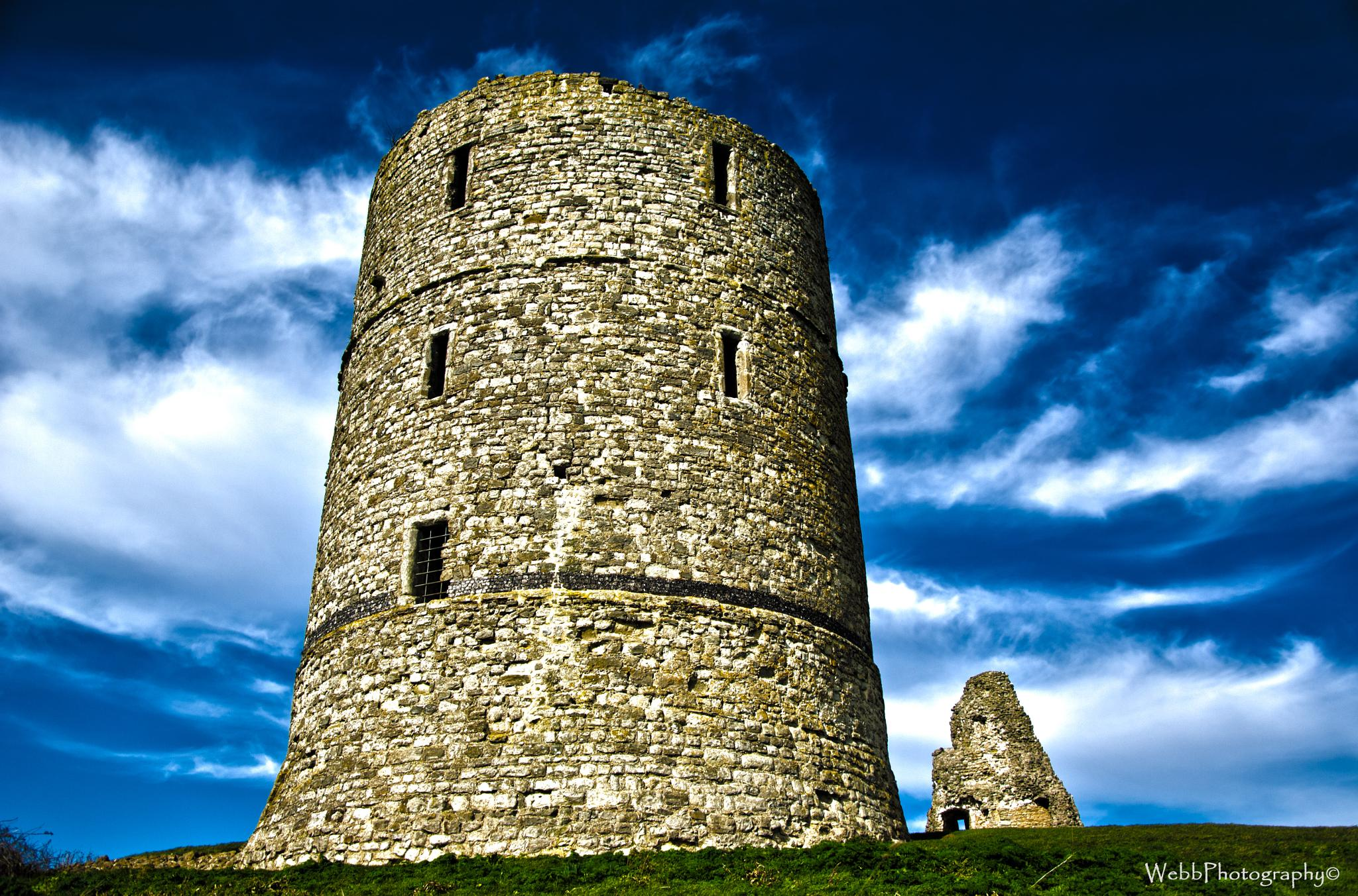 hadleigh castle by martin.webb.9