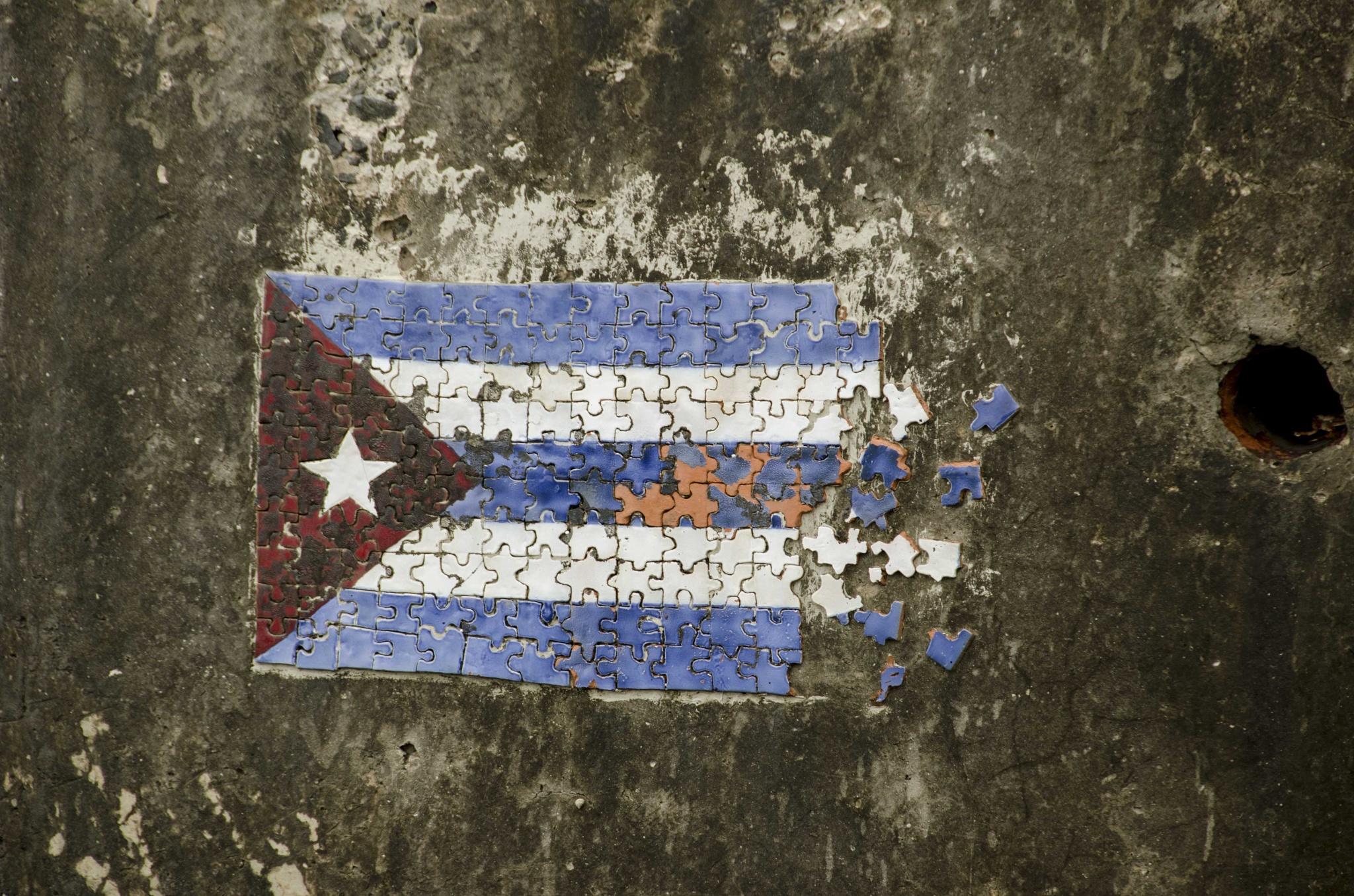 Flag by trevor keville