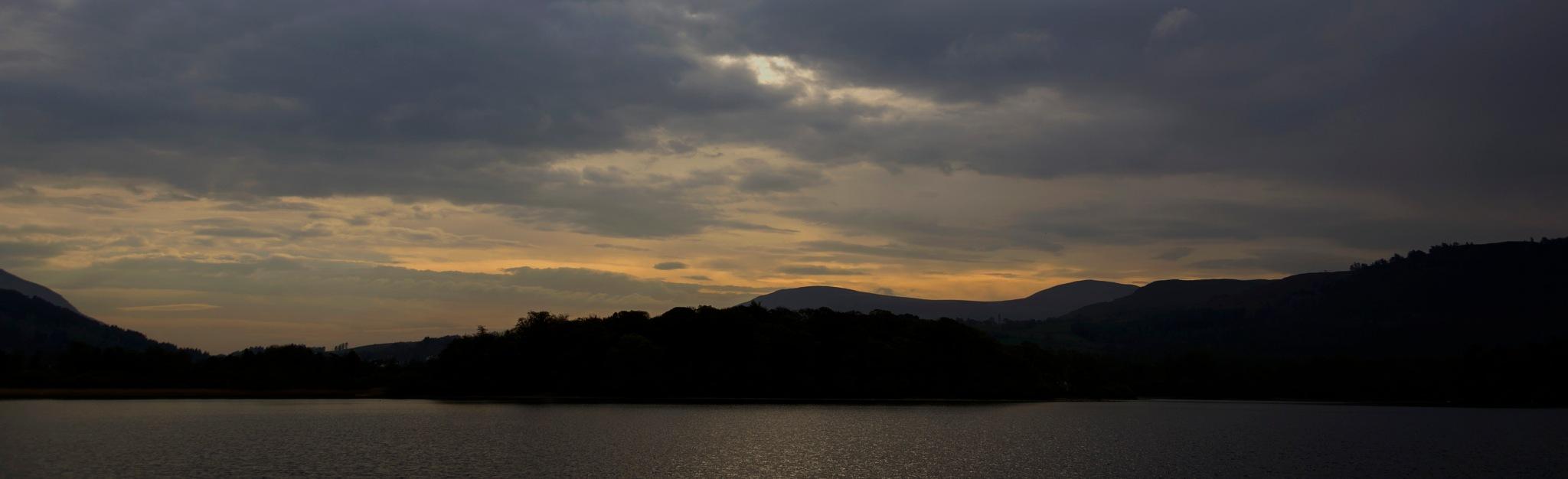 Sunrise by trevor keville