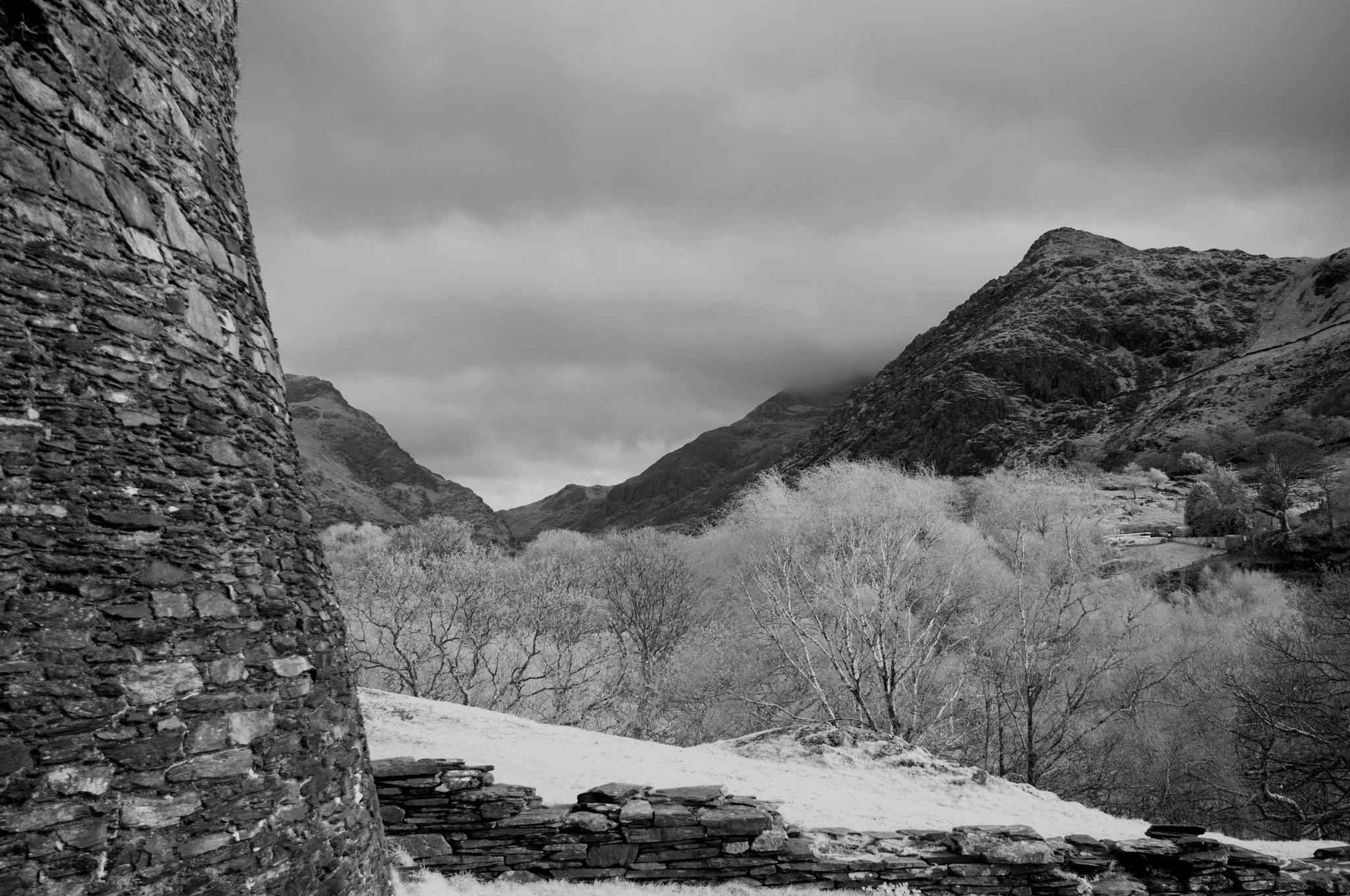 Llanberis Countryside by trevor keville
