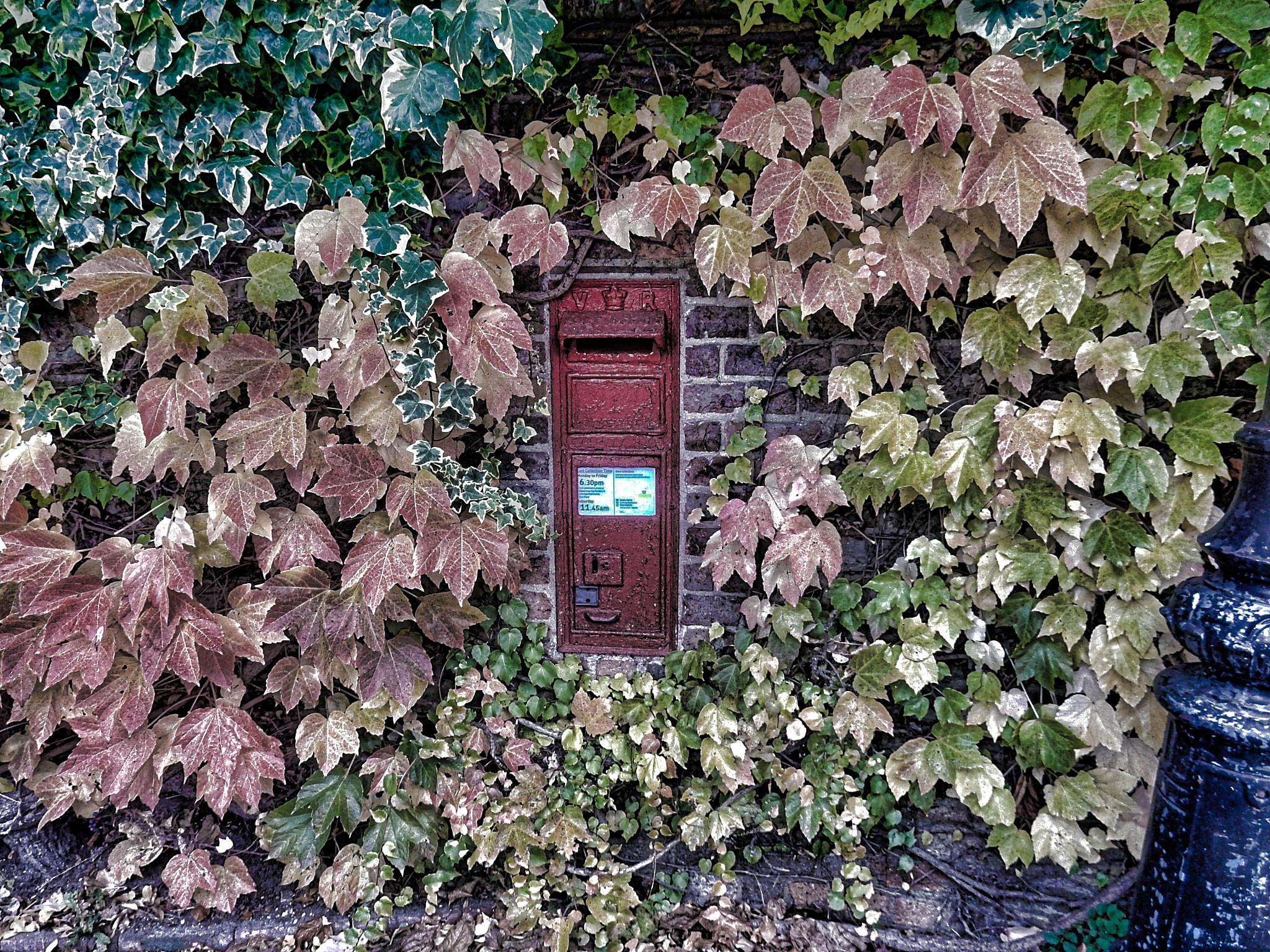 The Post Box by Simon Hill