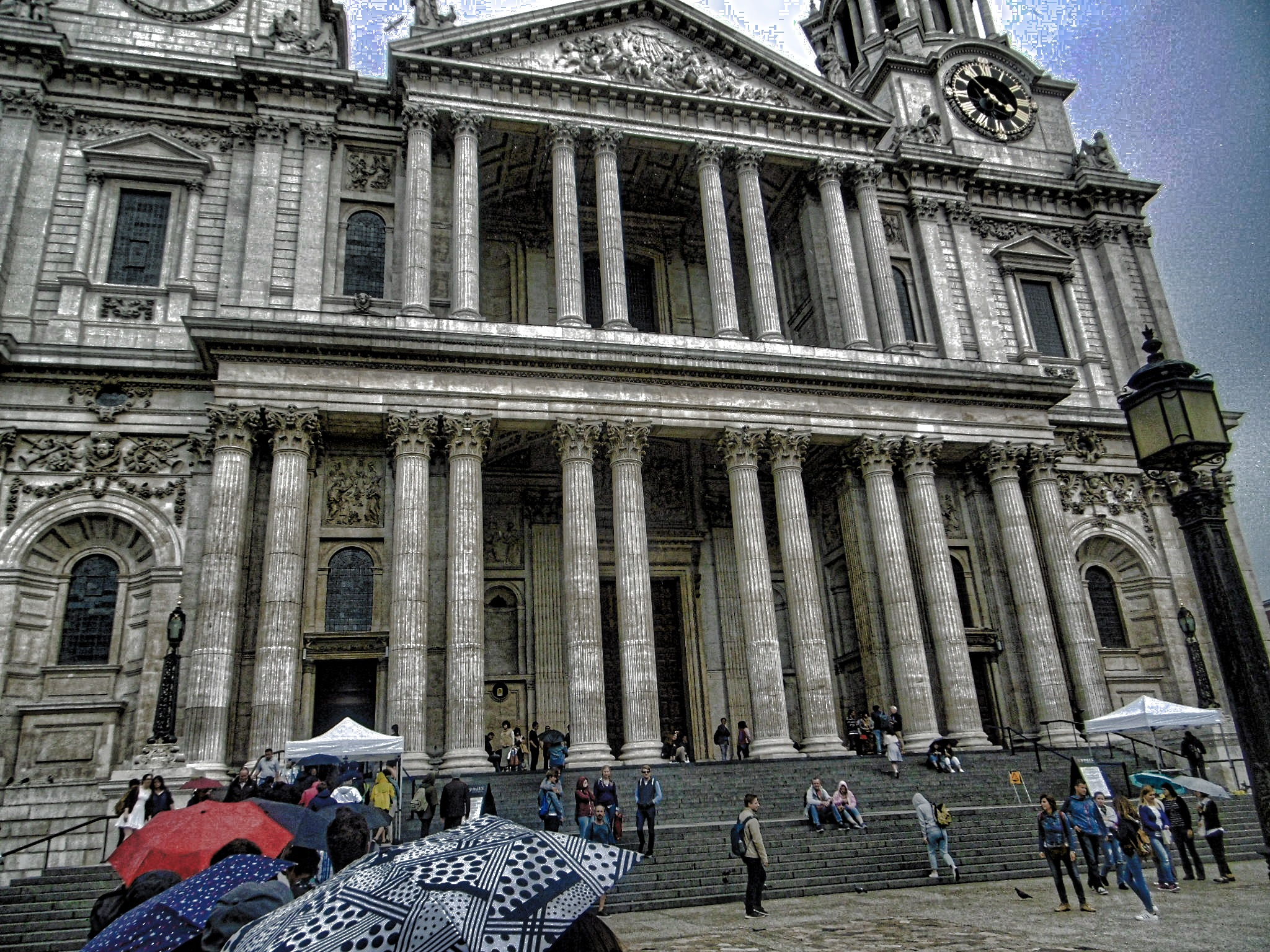 St Pauls by Simon Hill