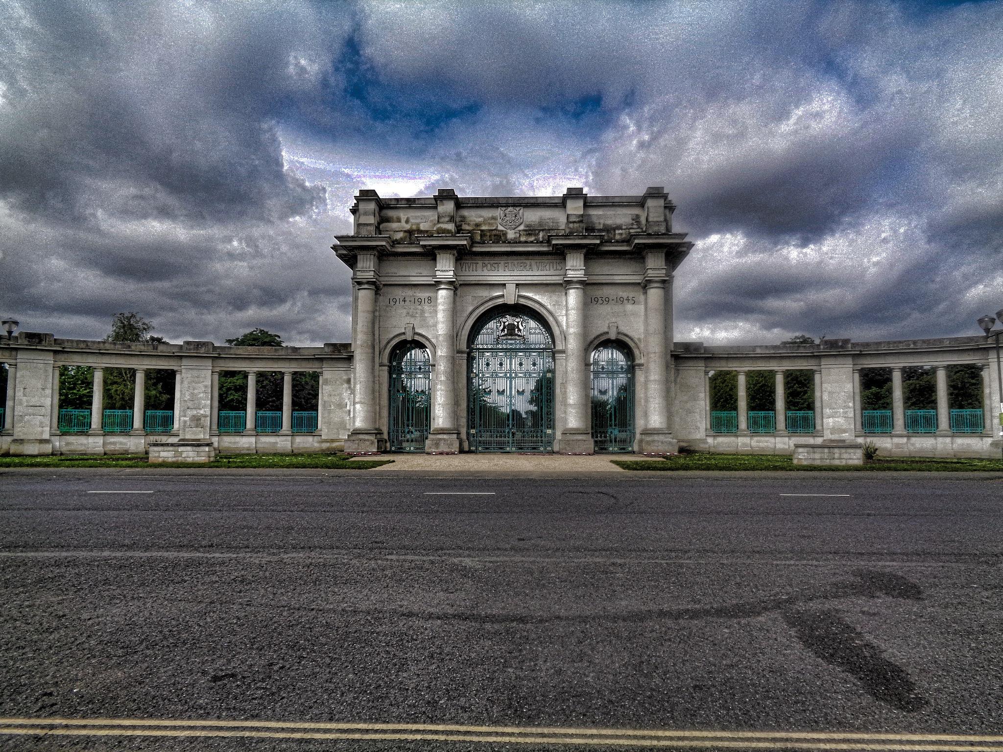 The Gateway by Simon Hill