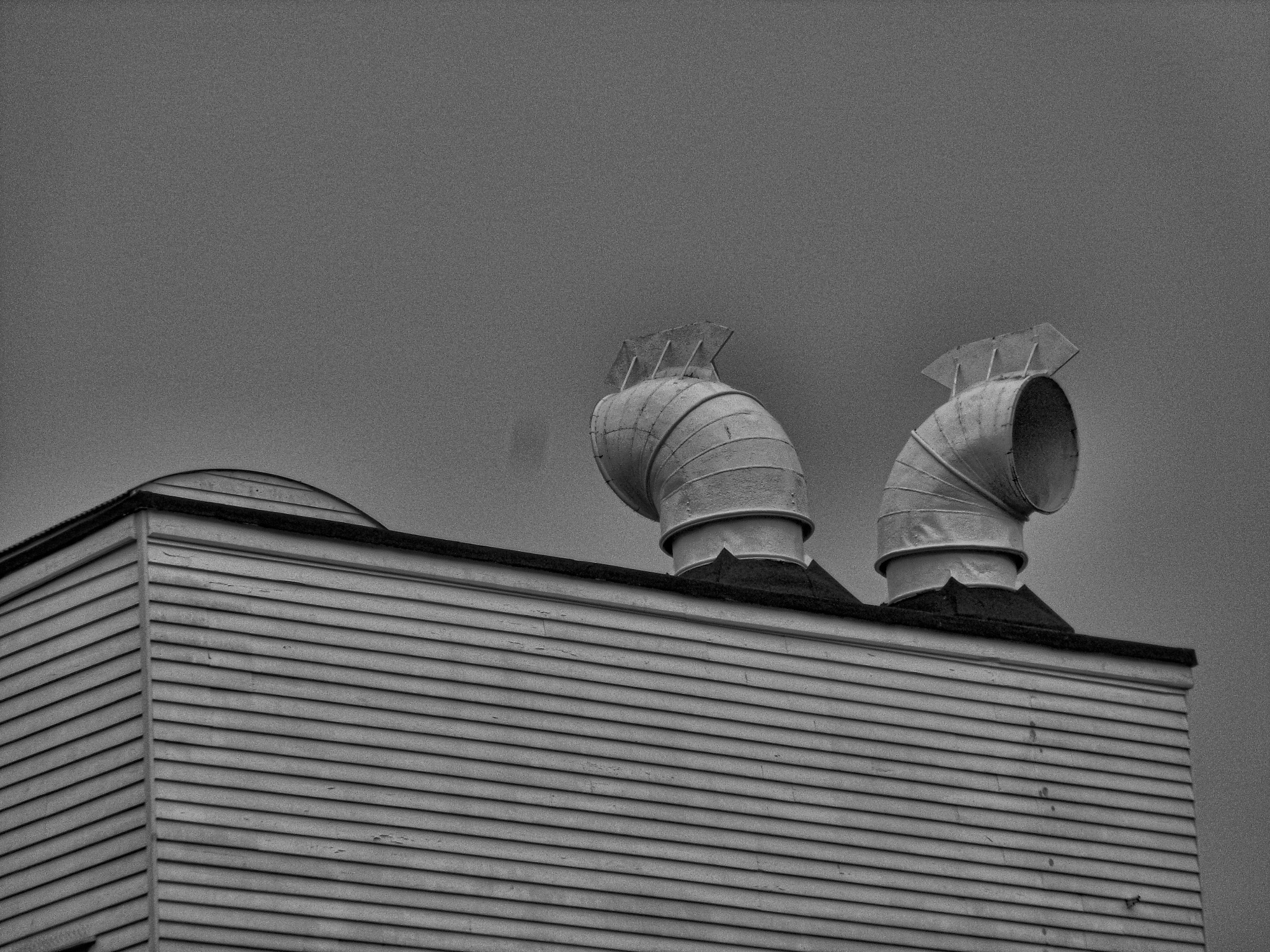 The Vents by Simon Hill