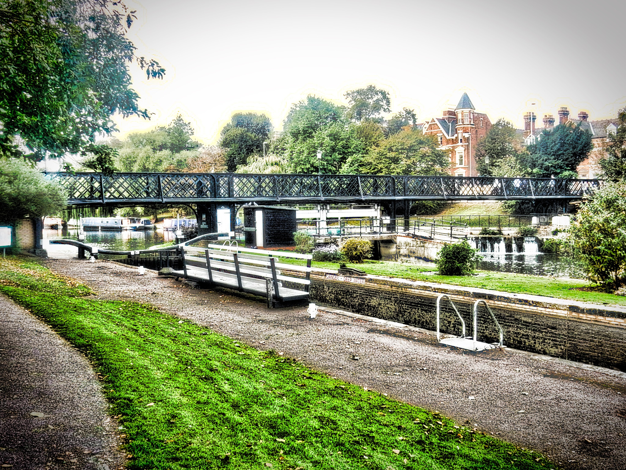 The Lock by Simon Hill