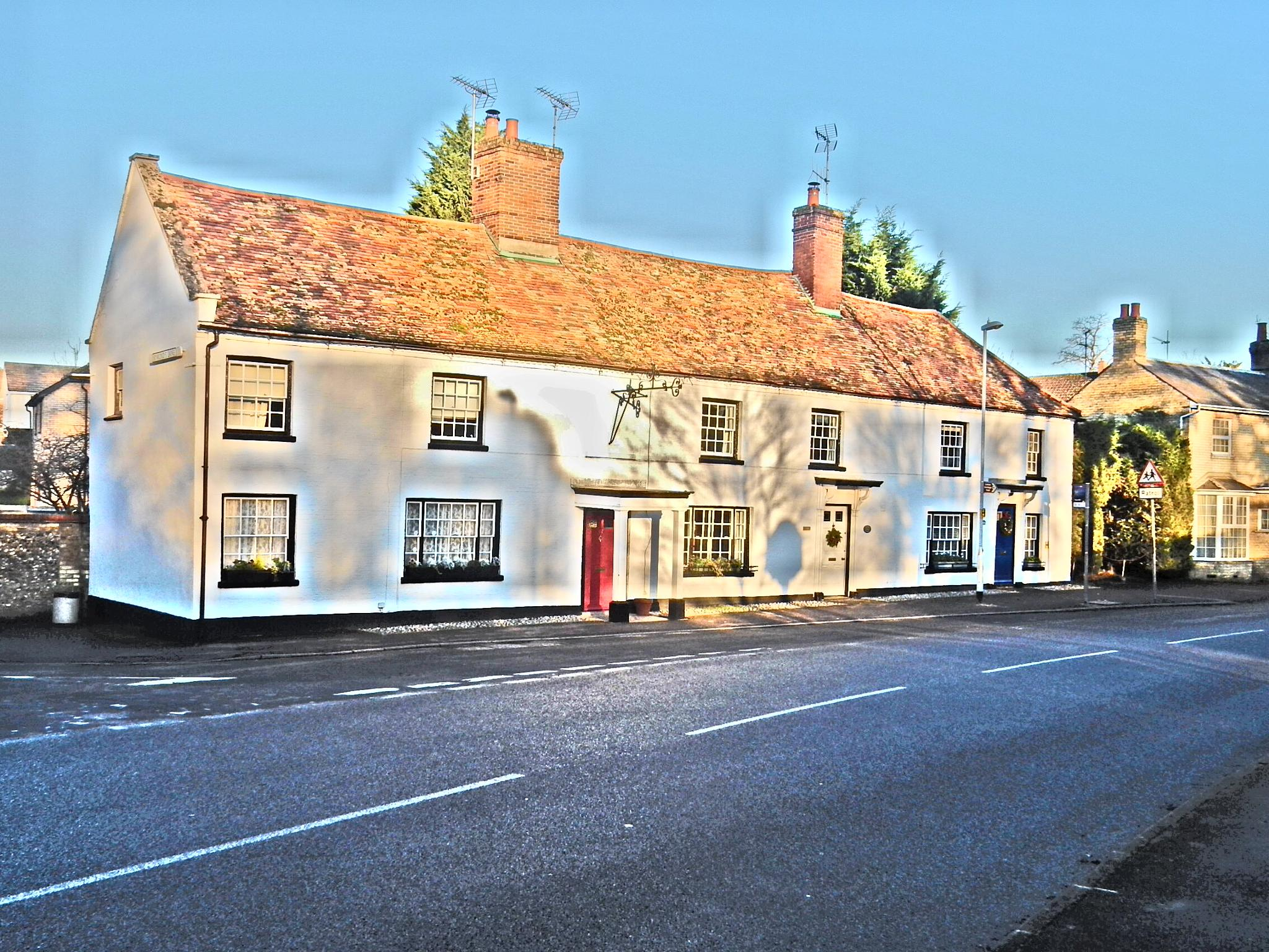 The Swan Pub by Simon Hill