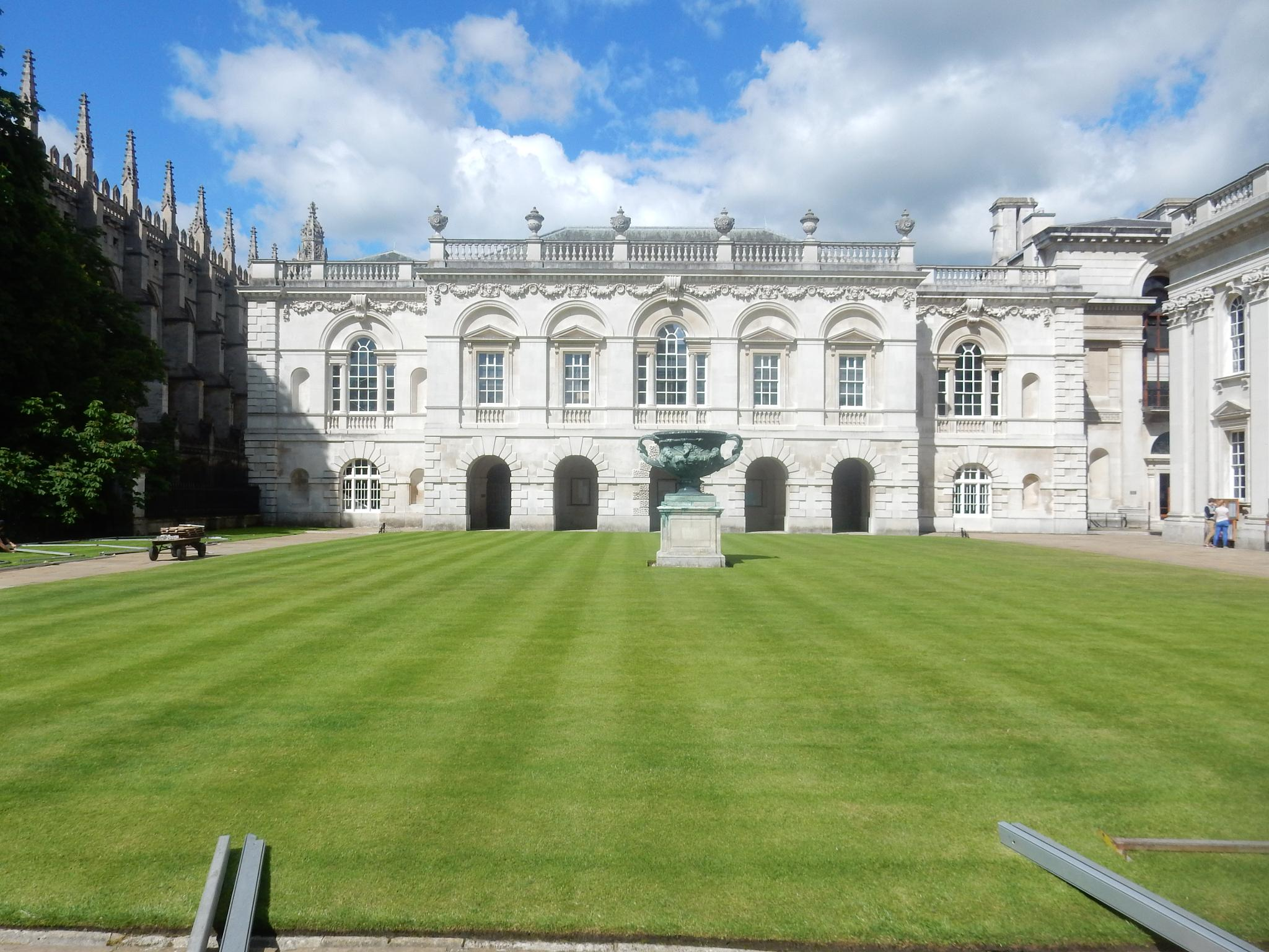 Kings College by Simon Hill